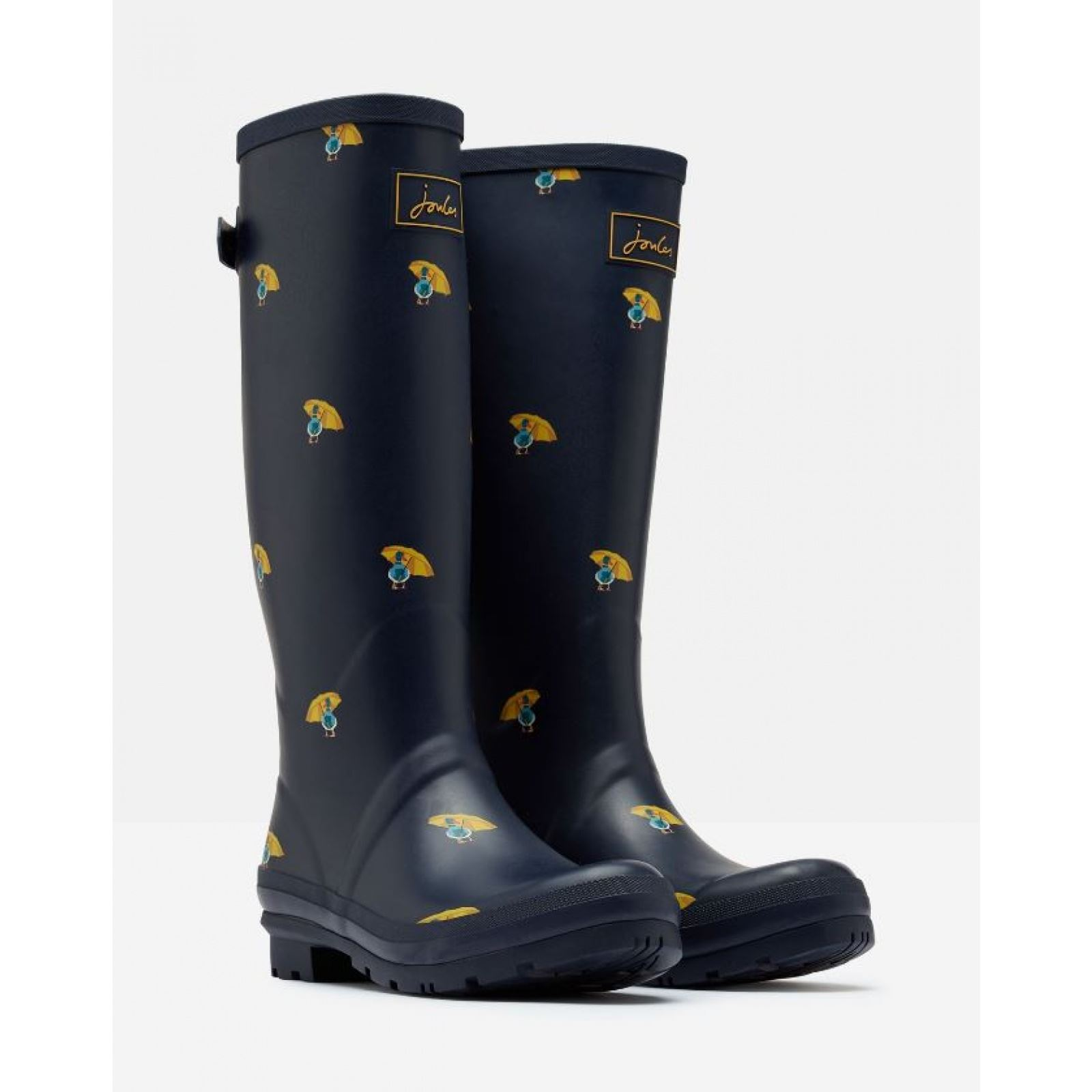 Joules-Welly-Print-with-Adjustable-Back-Gusset-MORE-COLOURS thumbnail 11