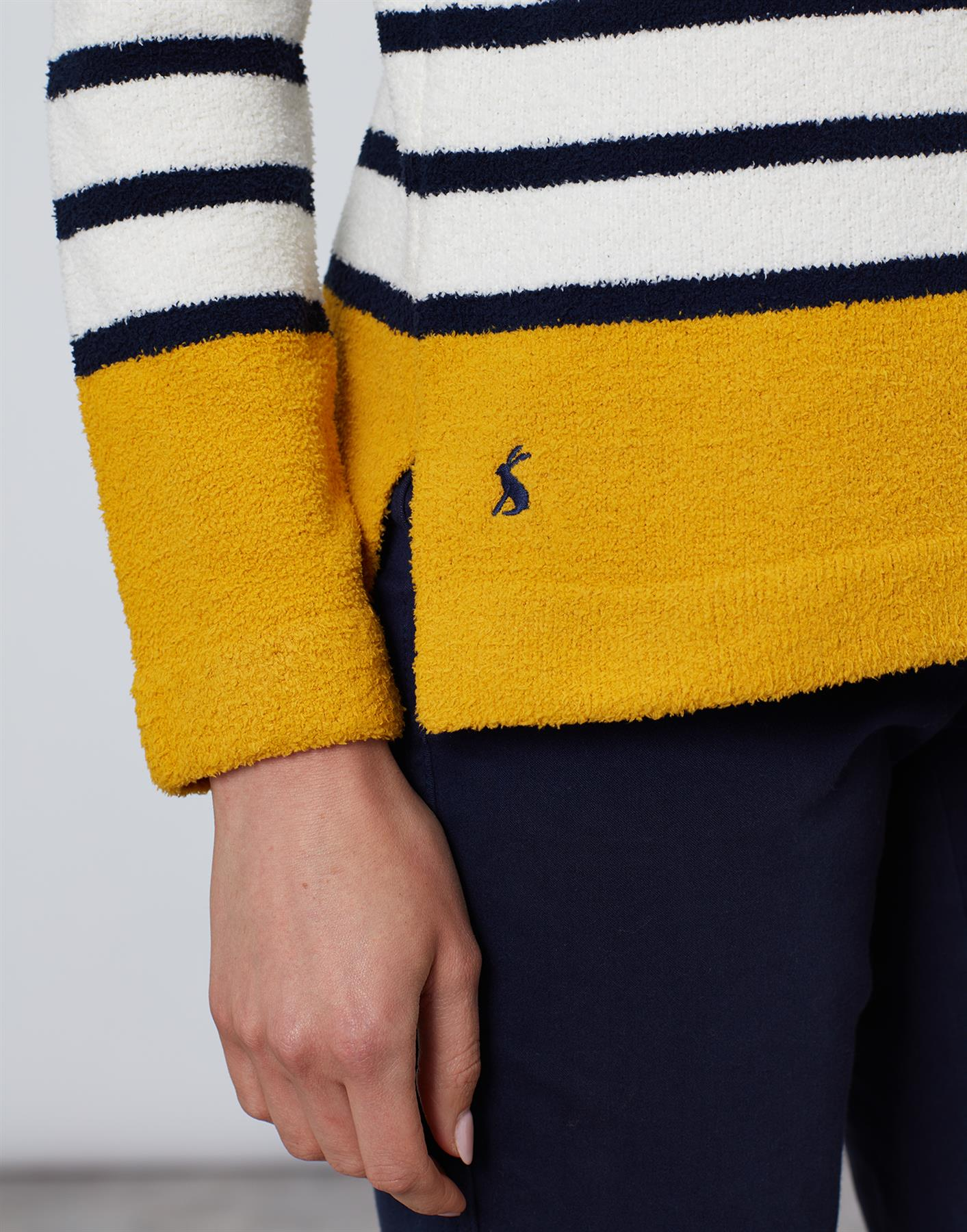 Jersey-De-Chenille-Joules-Para-Mujer-Seaham-Suave-AW19 miniatura 12