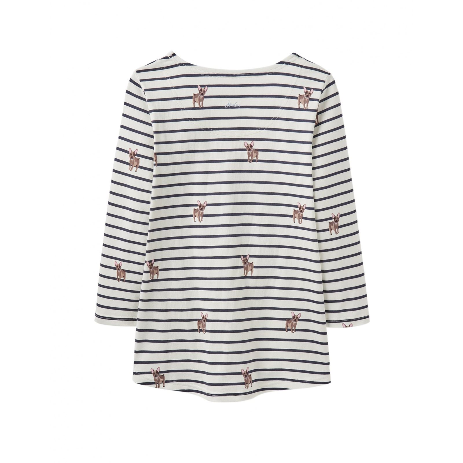 Joules-Harbour-Printed-3-4-Sleeve-Jersey-Top-SS19 thumbnail 55