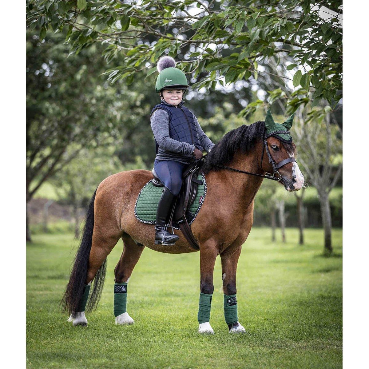 LeMieux-MINI-Little-Pony-Suede-Jump-Square-Saddlecloth miniature 7