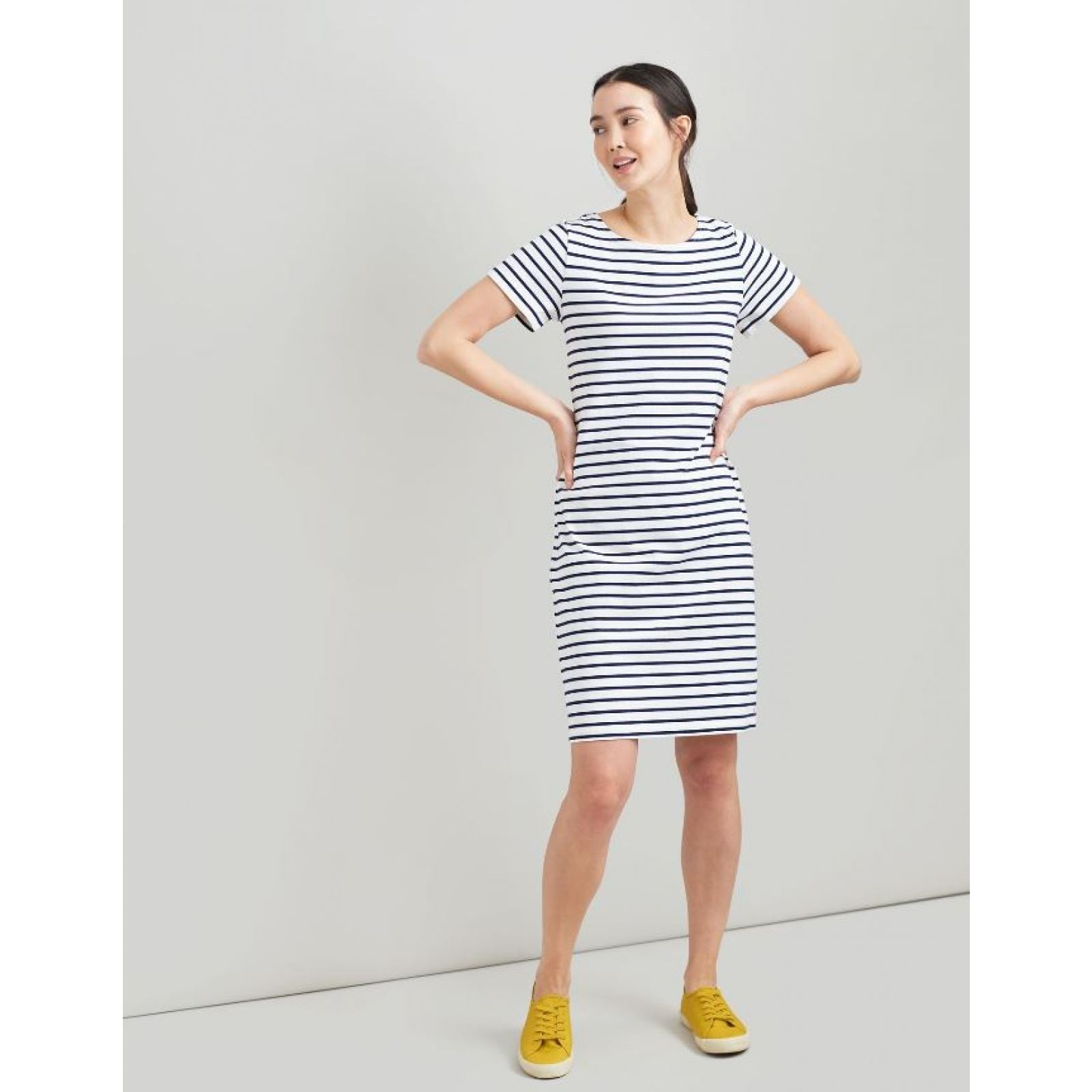 Joules-Riviera-Long-Short-Sleeve-Jersey-SS19 thumbnail 3