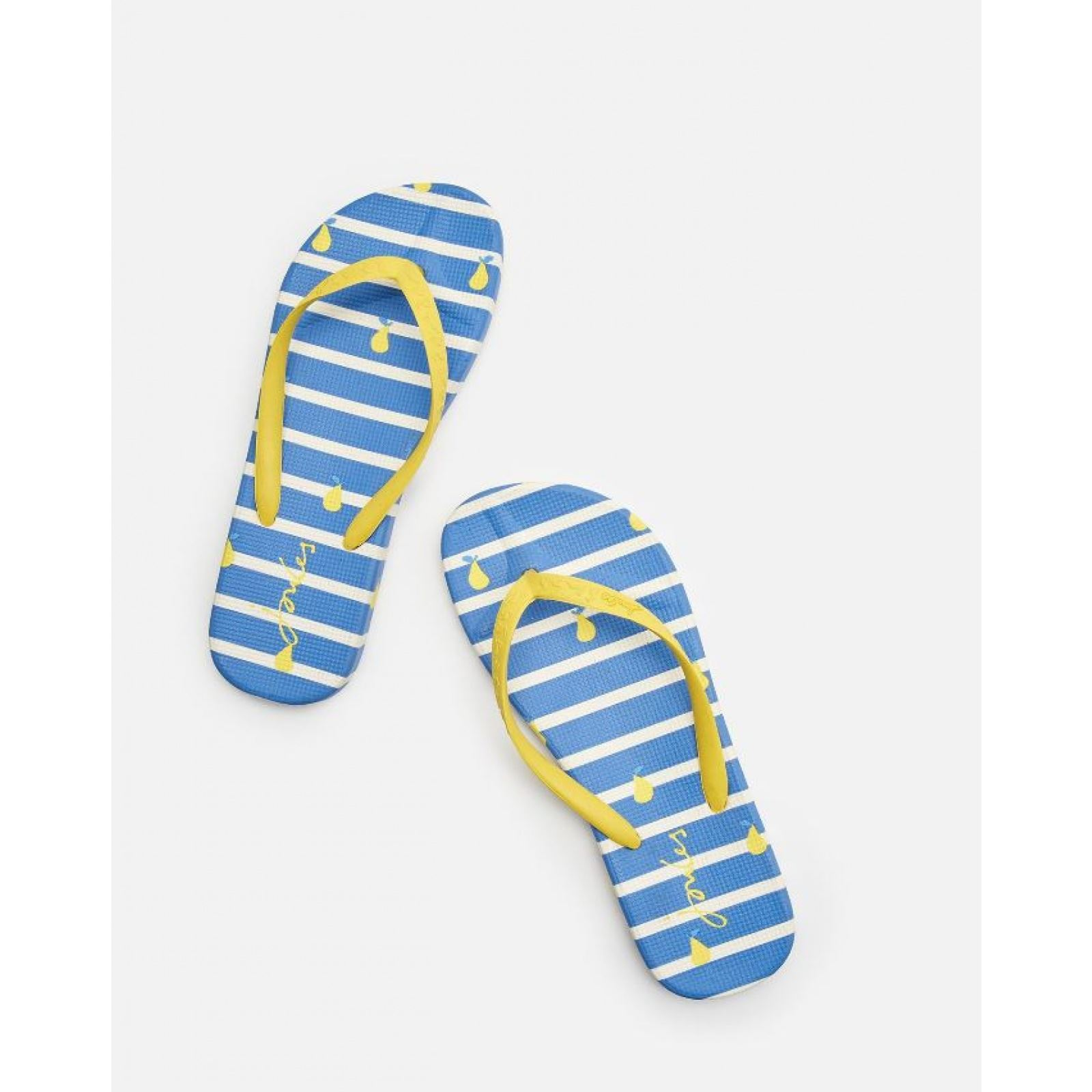 Joules-Flip-Flops-Sandals-Summer-Flip-Flop-NEW-2019-COLOURS thumbnail 4