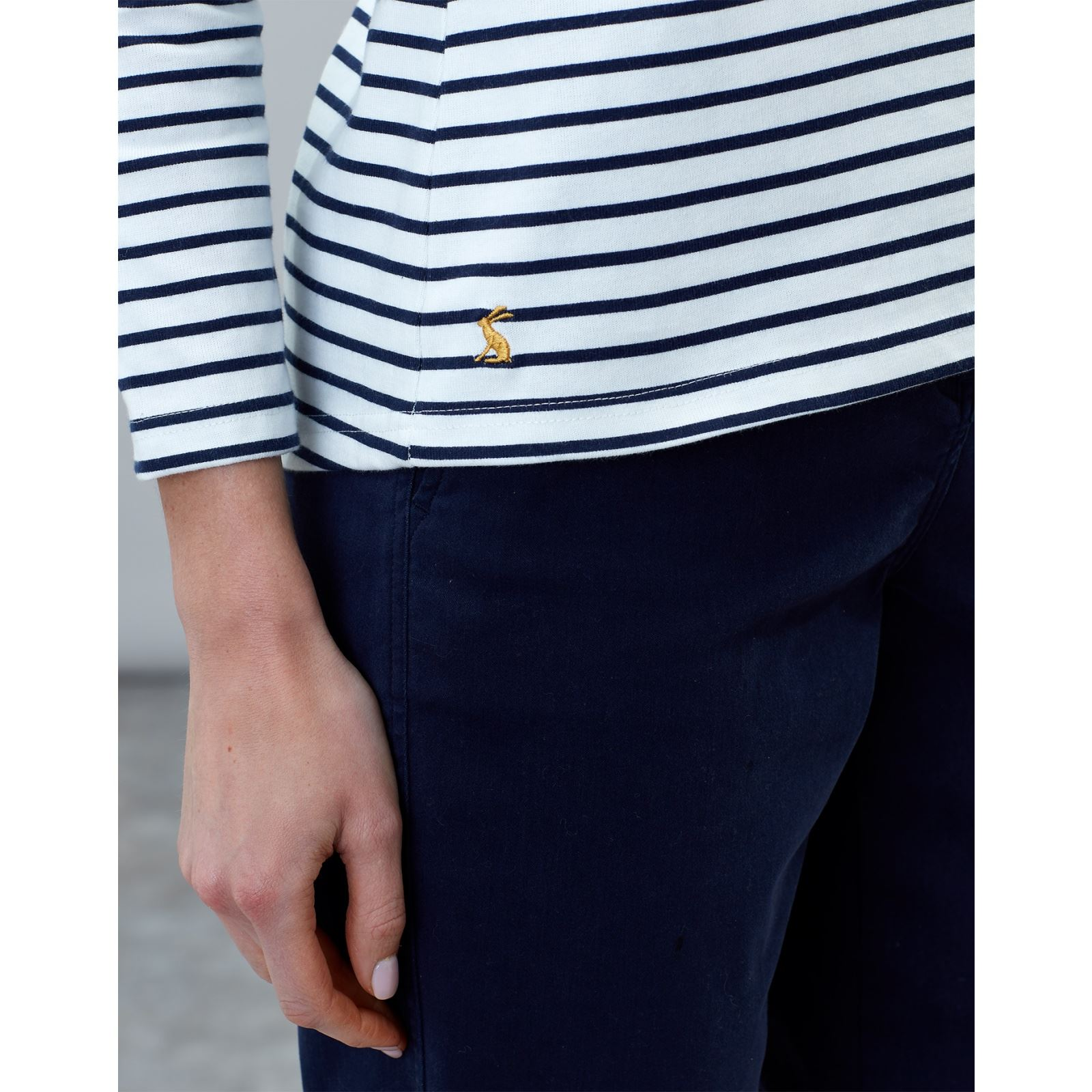Joules-Harbour-Print-Long-Sleeve-Jersey-Top-ALL-COLOURS thumbnail 13