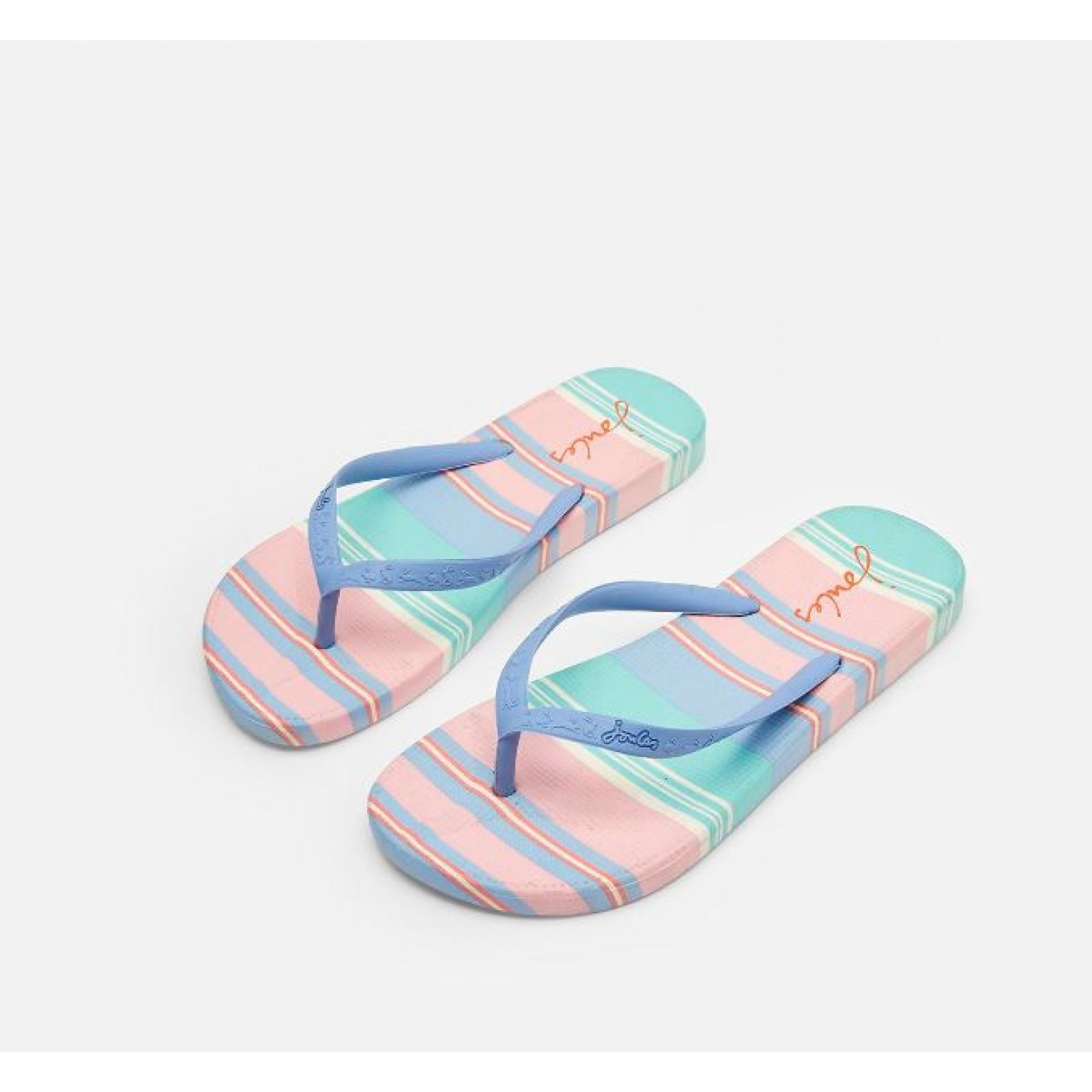 Joules-Flip-Flops-Sandals-Summer-Flip-Flop-NEW-2019-COLOURS thumbnail 31