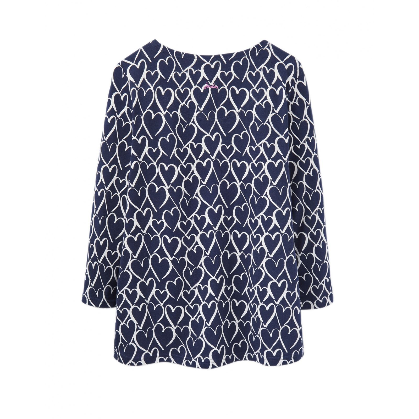 Joules-Harbour-Printed-3-4-Sleeve-Jersey-Top-SS19 thumbnail 47