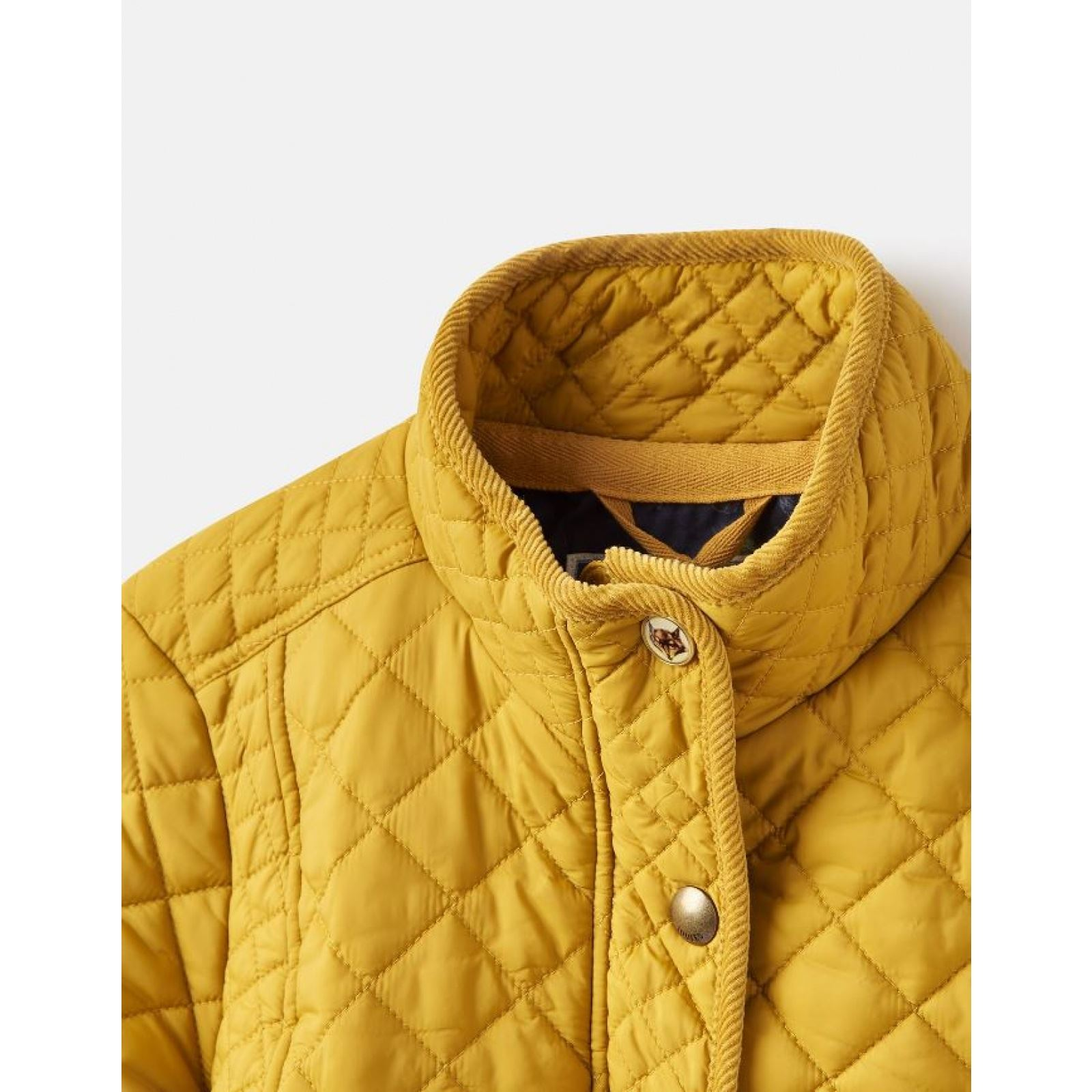 Joules-Newdale-Quilted-Jacket-Coat-SS19 thumbnail 5