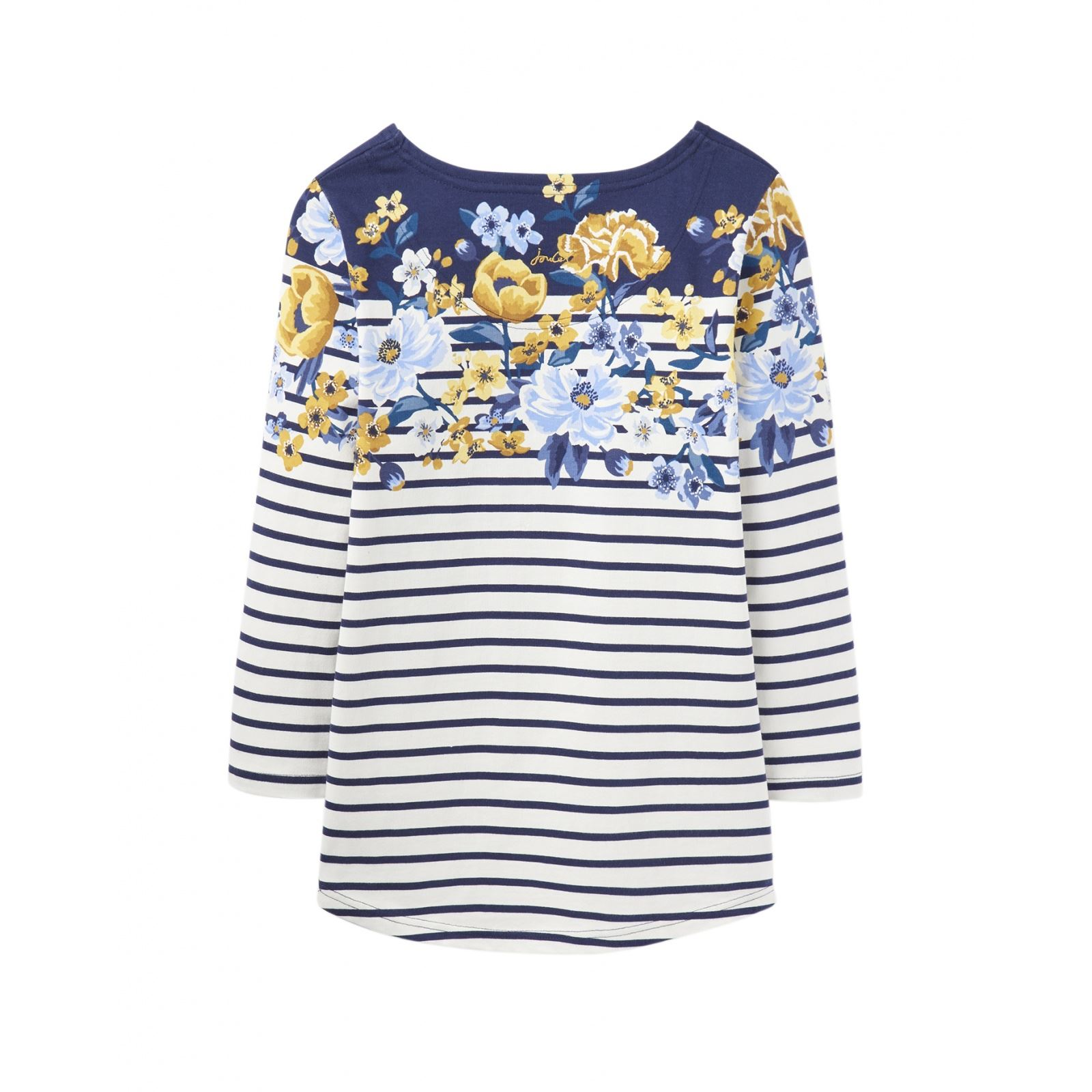 Joules-Harbour-Printed-3-4-Sleeve-Jersey-Top-SS19 thumbnail 33