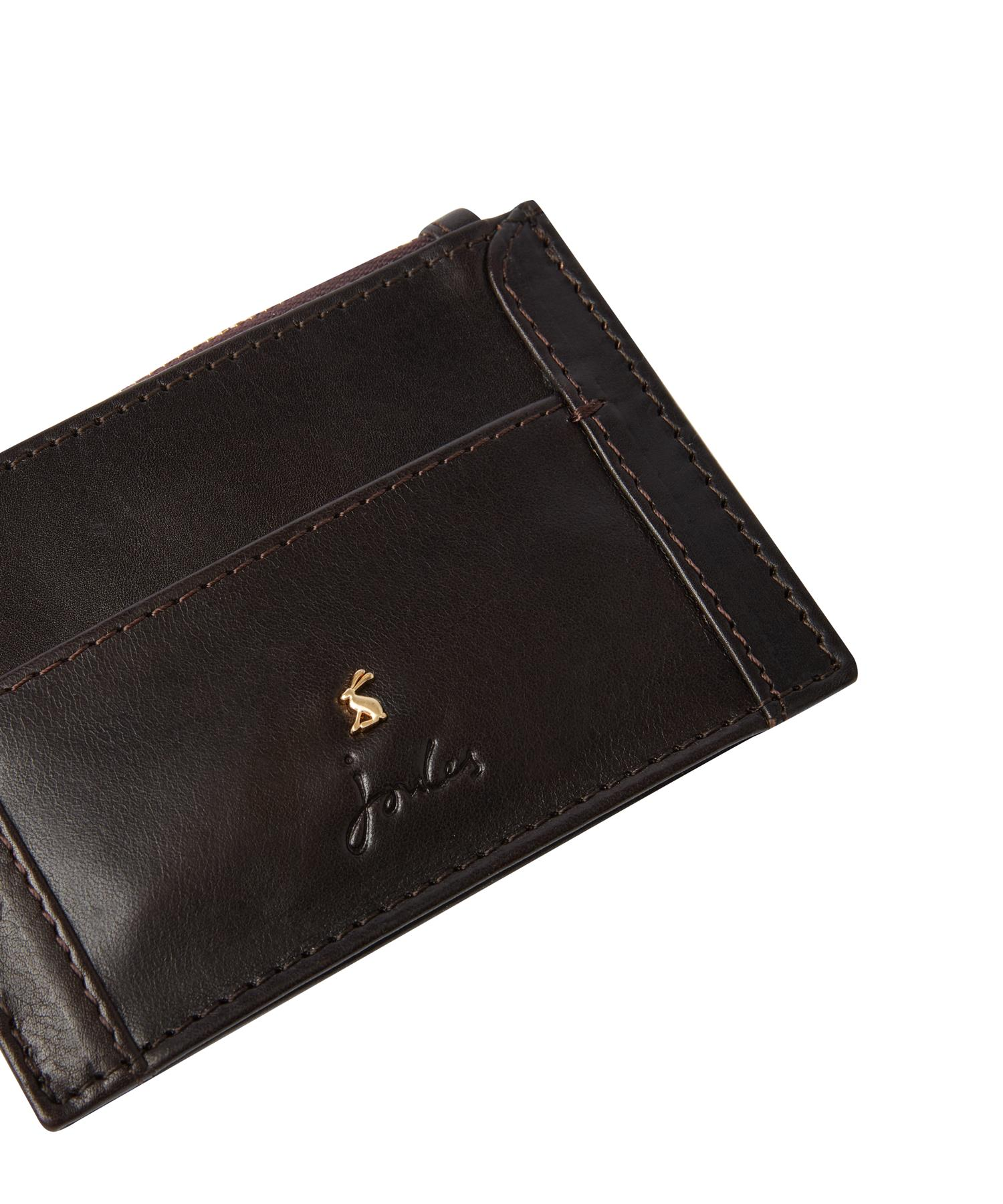 Joules-Wyton-Classic-Leather-Purse-AW19 thumbnail 4