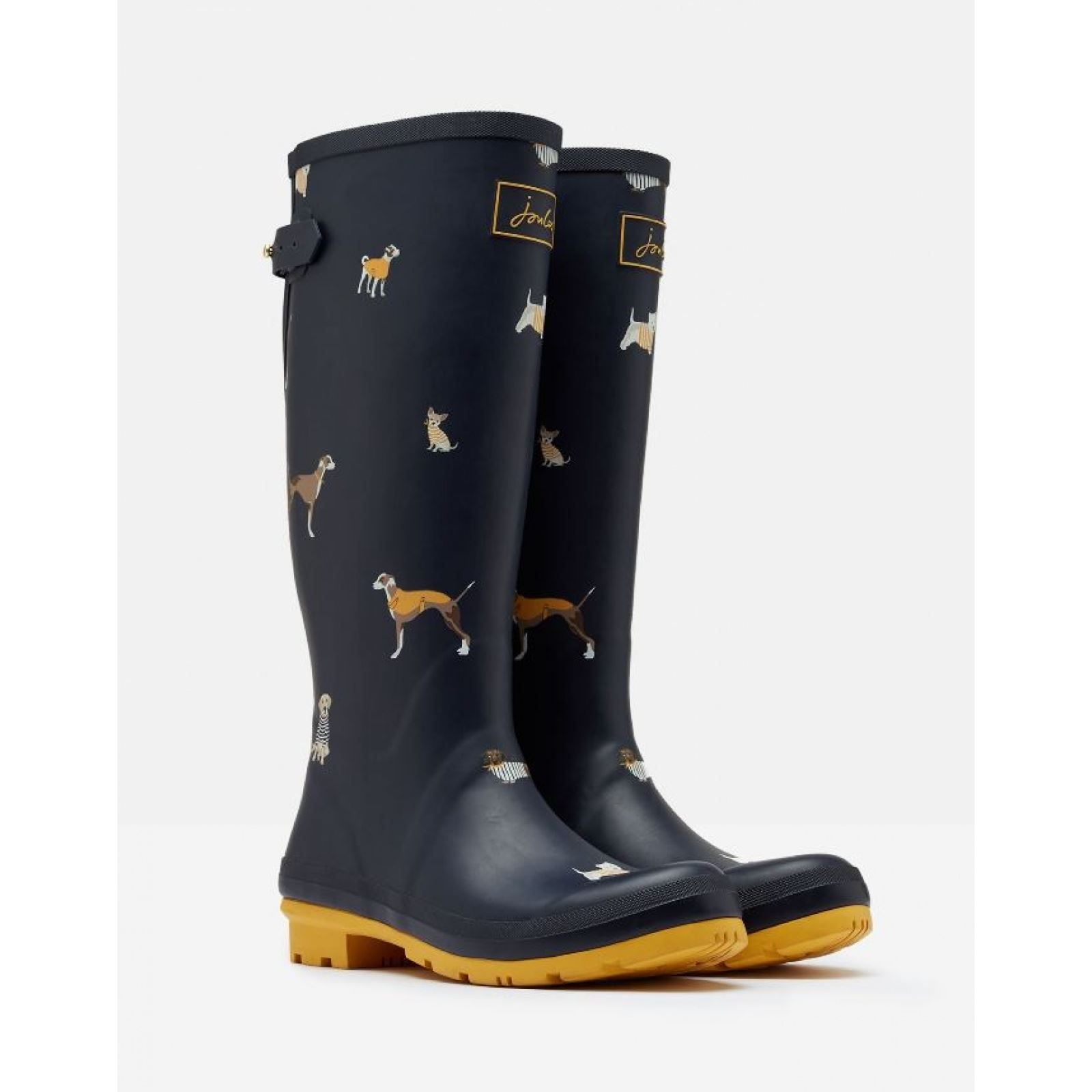 Joules-Welly-Print-with-Adjustable-Back-Gusset-MORE-COLOURS thumbnail 7