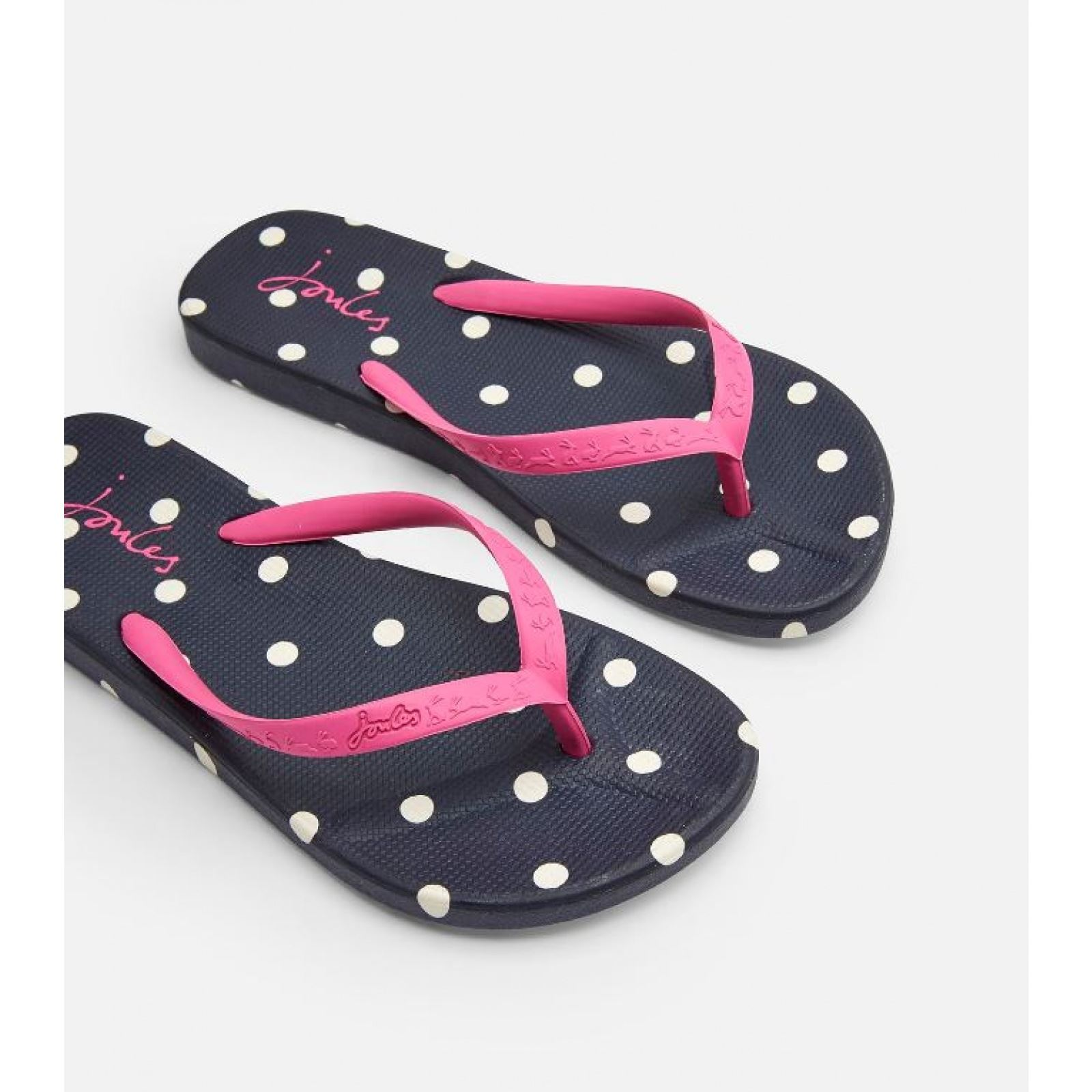 Joules-Flip-Flops-Sandals-Summer-Flip-Flop-NEW-2019-COLOURS thumbnail 13