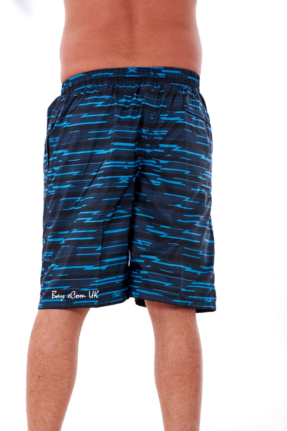 Men-039-s-Quick-Dry-Swimming-Shorts-New-Printed-Mesh-Lined-Beach-Summer-Swimwear