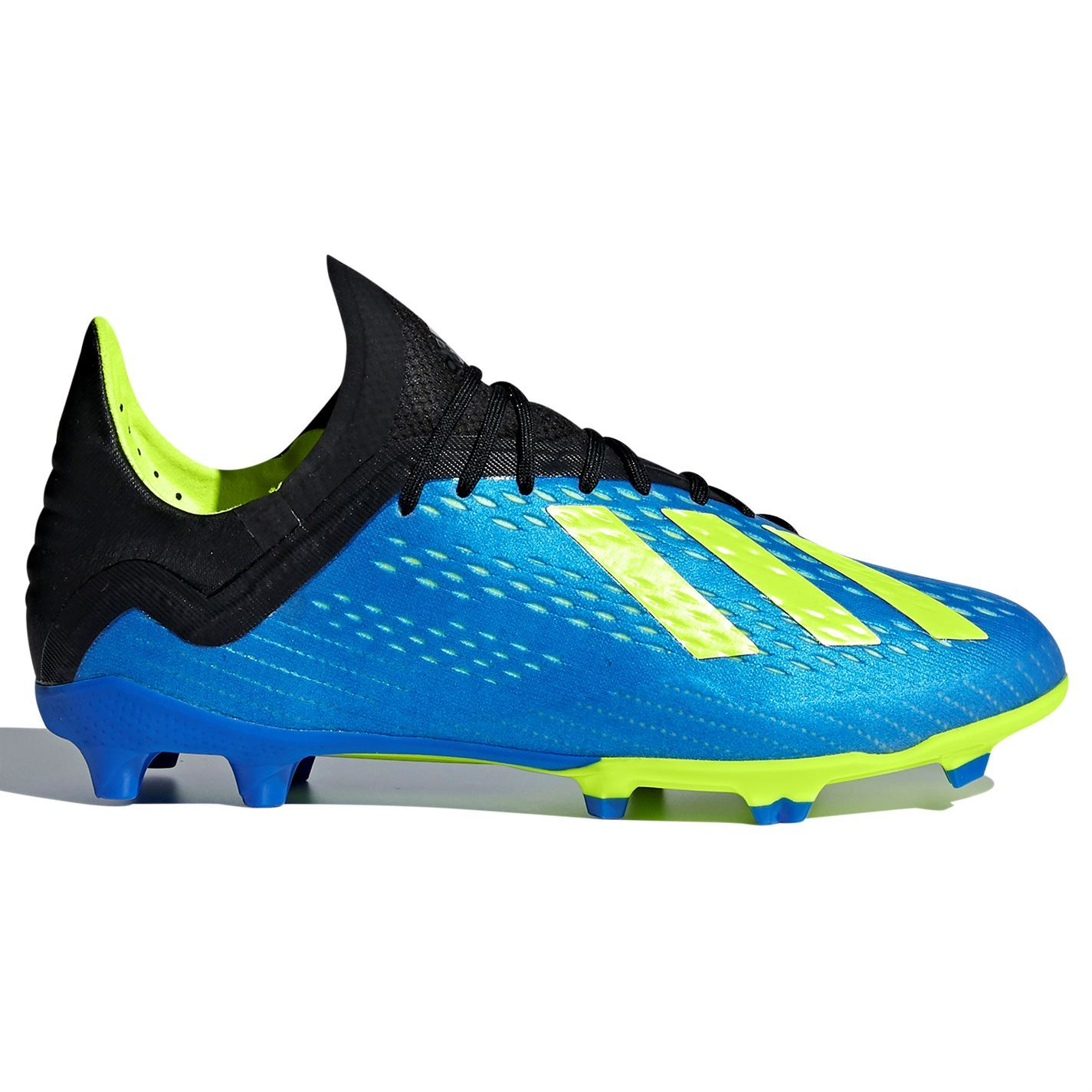 quality design 648be ccad0 Image is loading adidas-Kids-X-18-1-Junior-FG-Football-