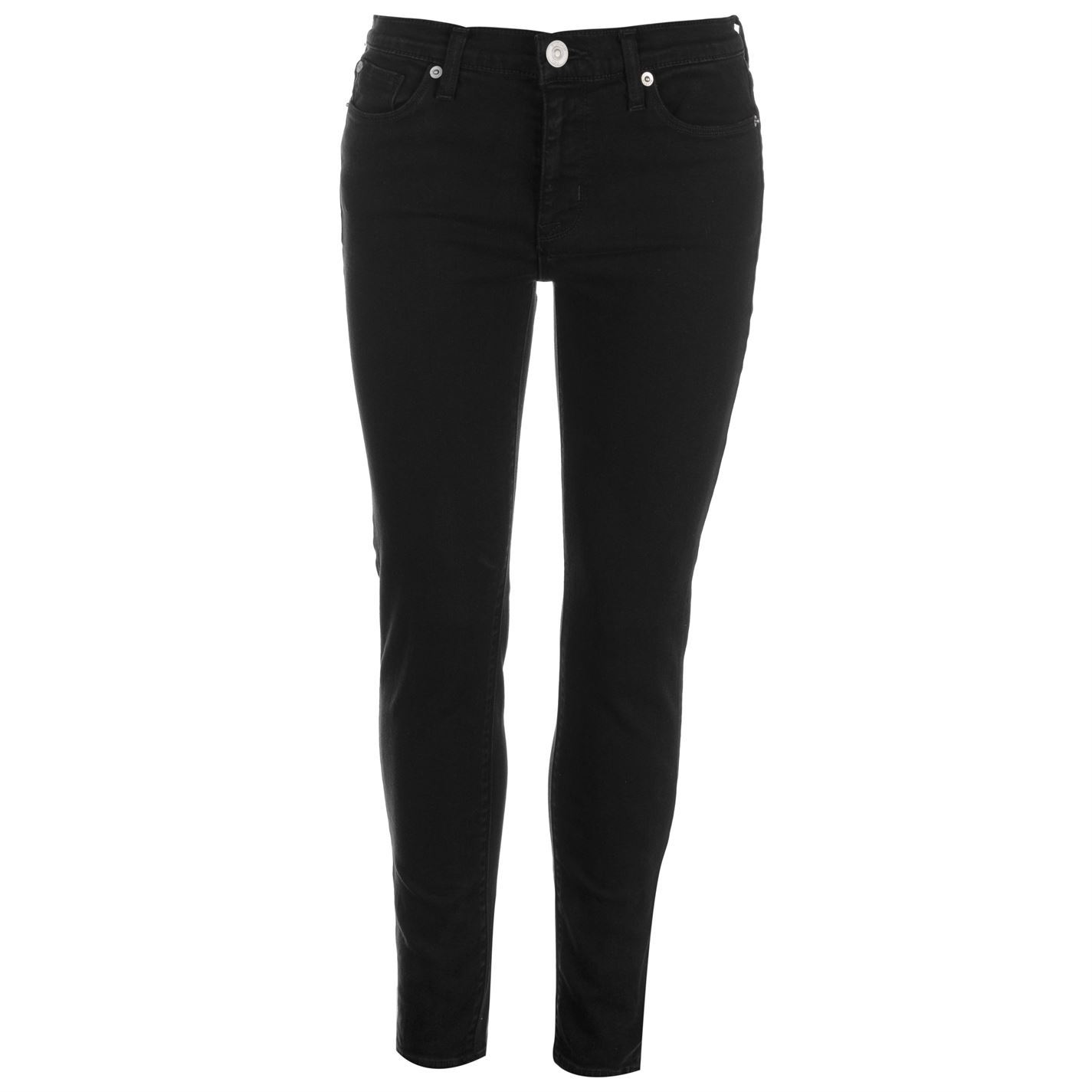 Hudson-Jeans-Womens-Midrise-Nico-Skinny-Pants-Trousers-Bottoms