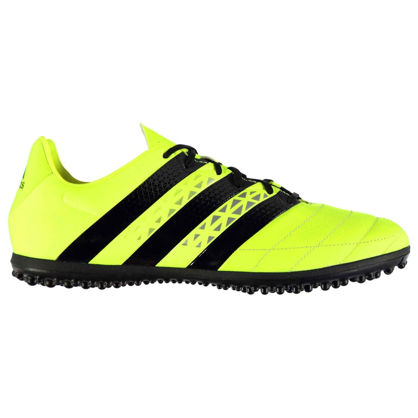 adidas Mens Ace 16.3 TF Leather Football Boots Trainers Lace Up Shoes Sports 149f7239bf15