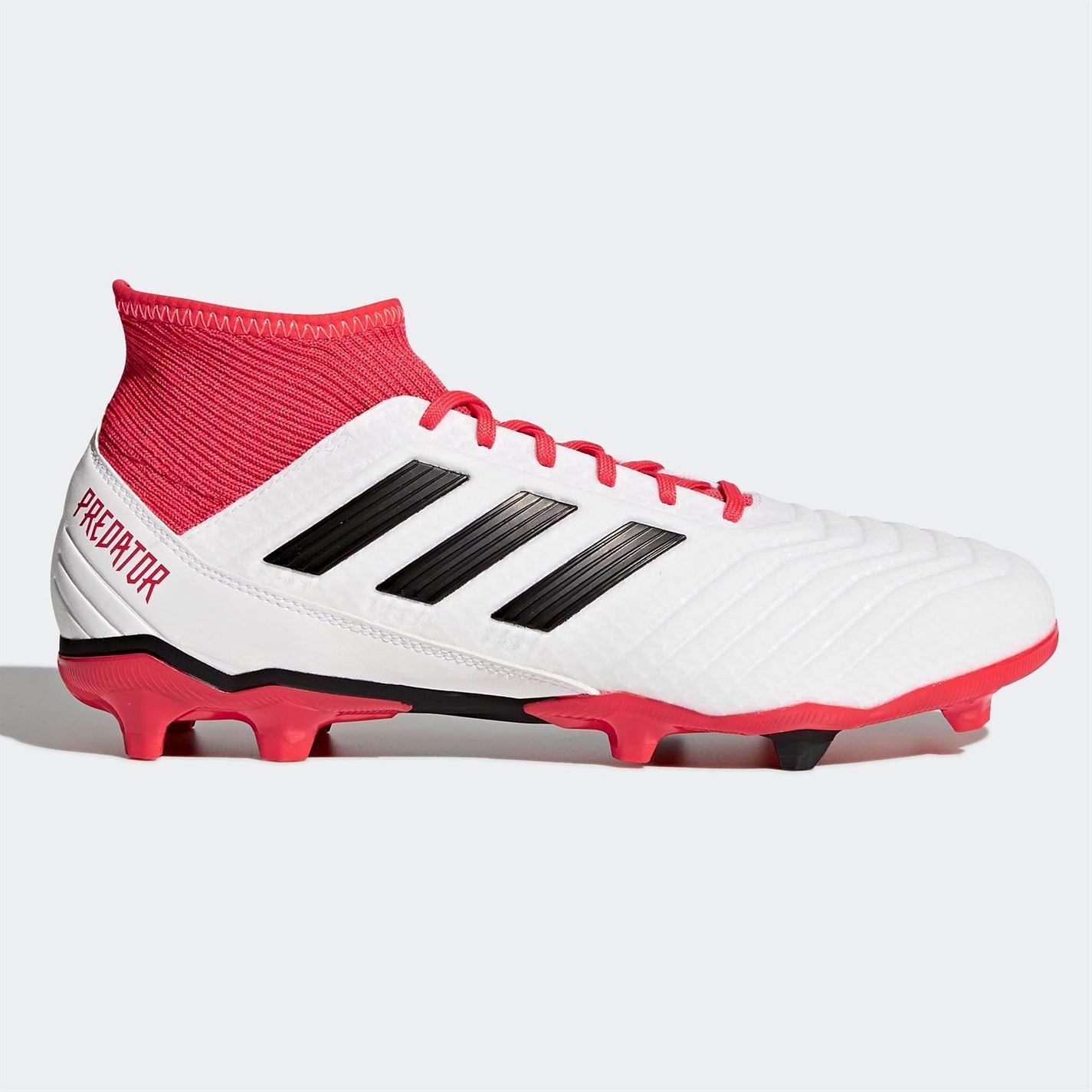 d0bb5dda3 ... coupon code for image is loading adidas mens predator 18 3 fg football  boots 9fb6d b62ad