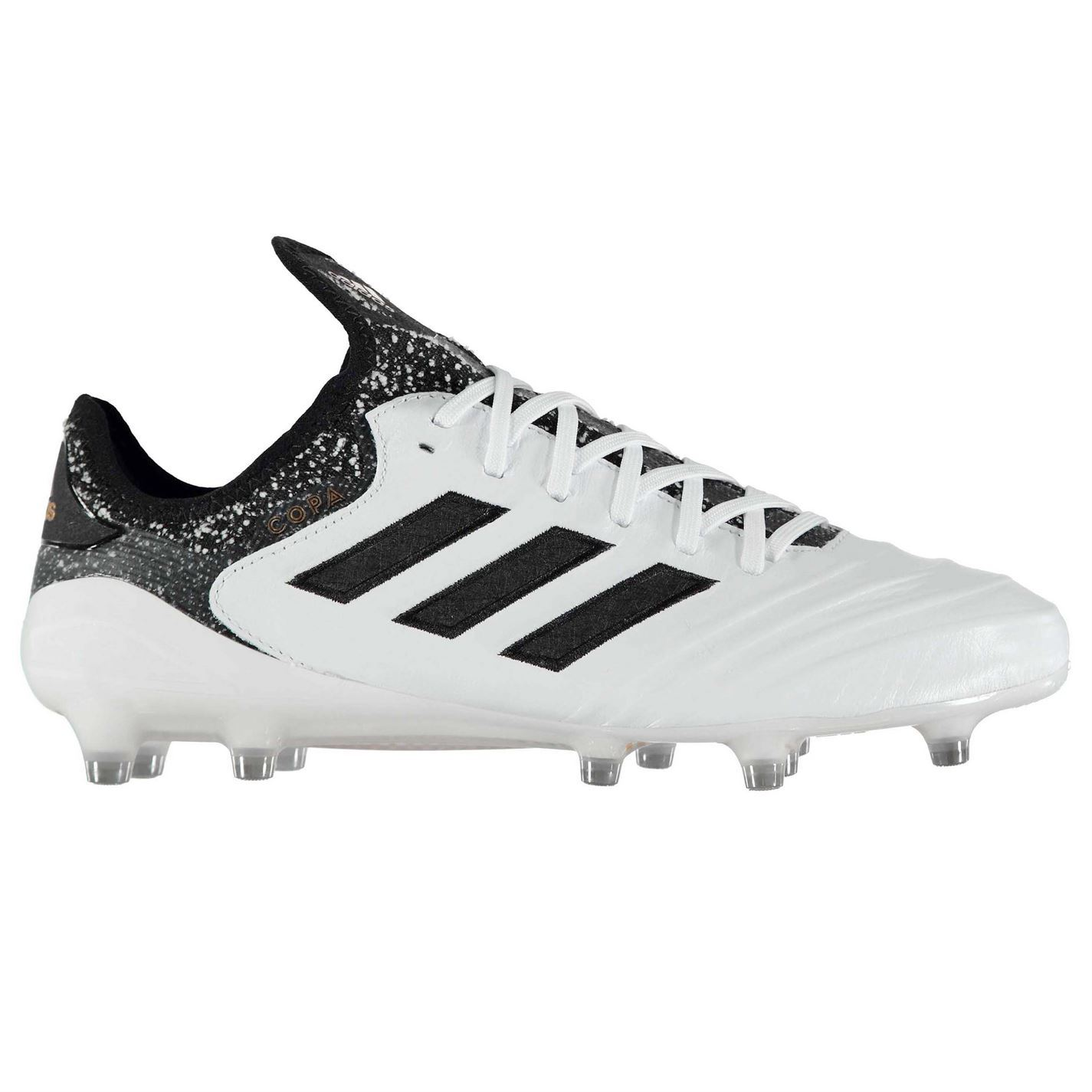 reputable site 21929 85549 adidas Mens Copa 18.1 FG Football Boots Firm Ground Lace Up Padded Ankle  Collar