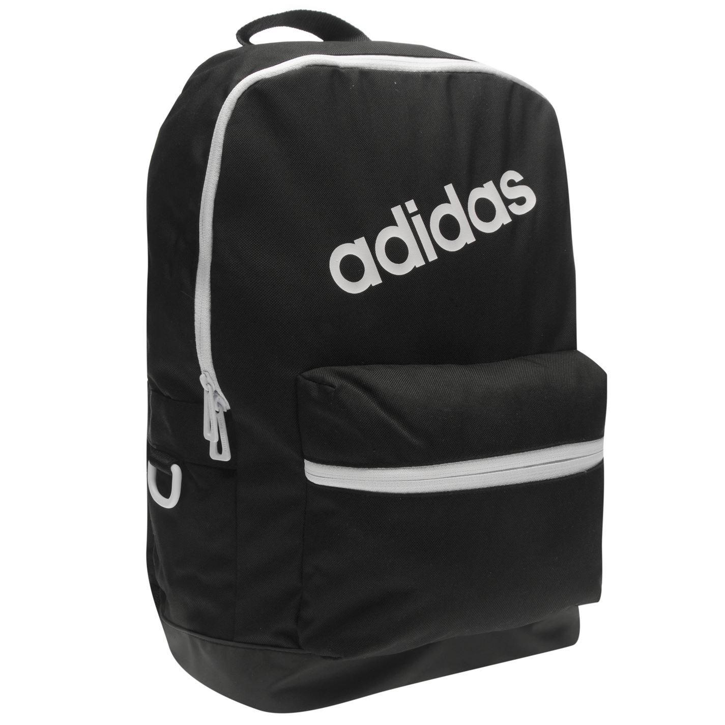 95f2e83812dbd adidas-Unisex-Daily-Backpack-Back-Pack-Zip thumbnail 2