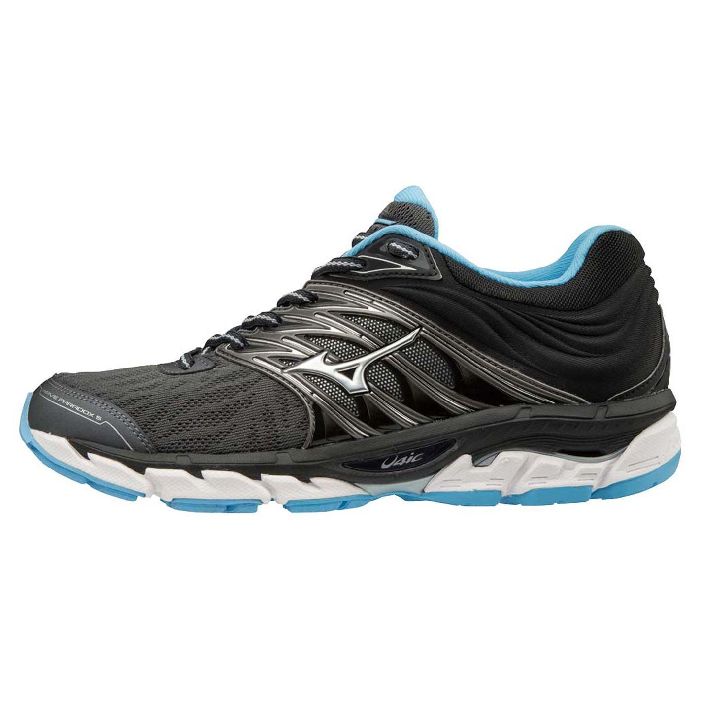 Mizuno Damenschuhe Wave Paradox 5 5 5 Running Schuhes Road Mesh Upper ea7cc0