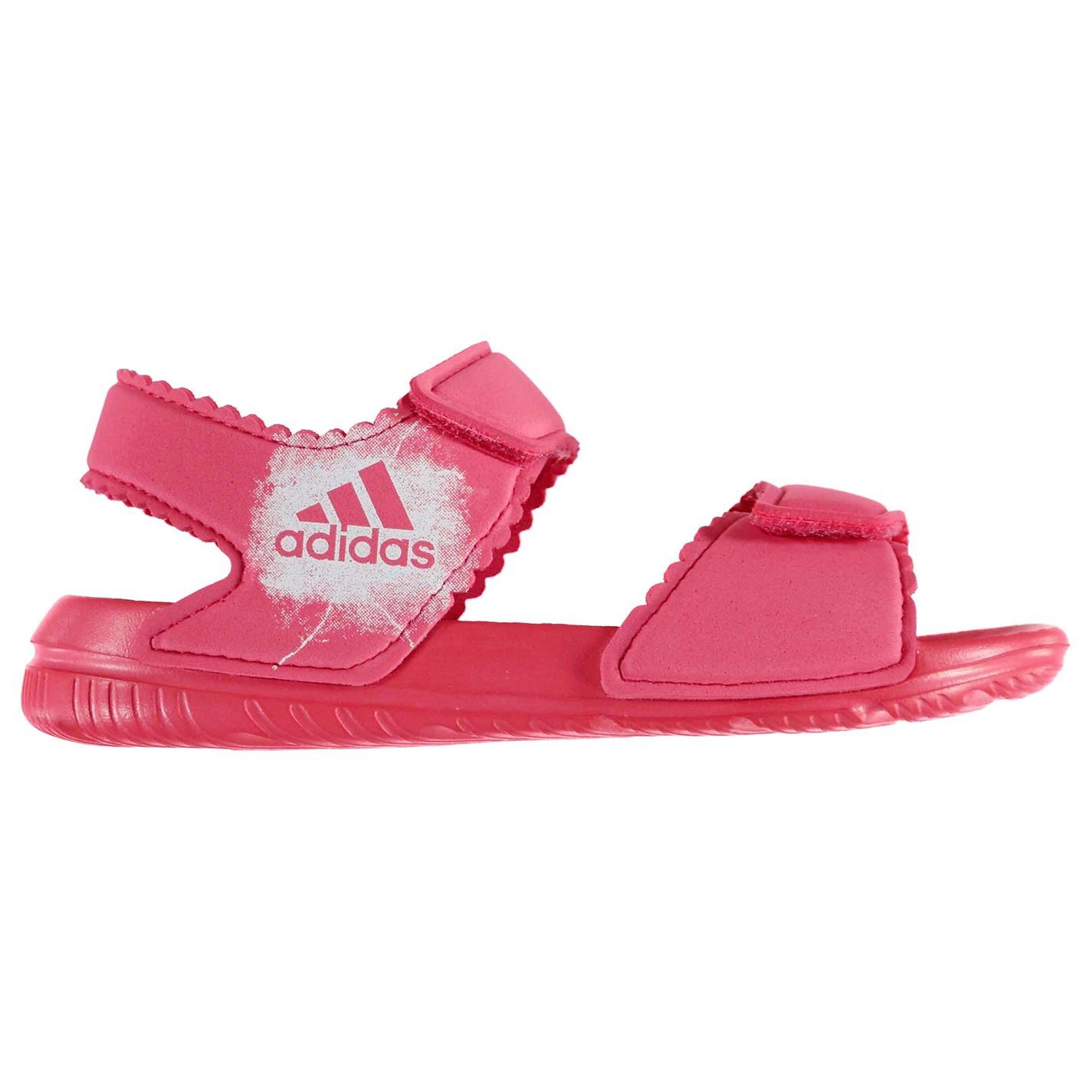 7298d7b8ecf7 adidas Kids Alta Swim Infant Girl Pool Sandals Shoes Beach Summer Hook and  Loop