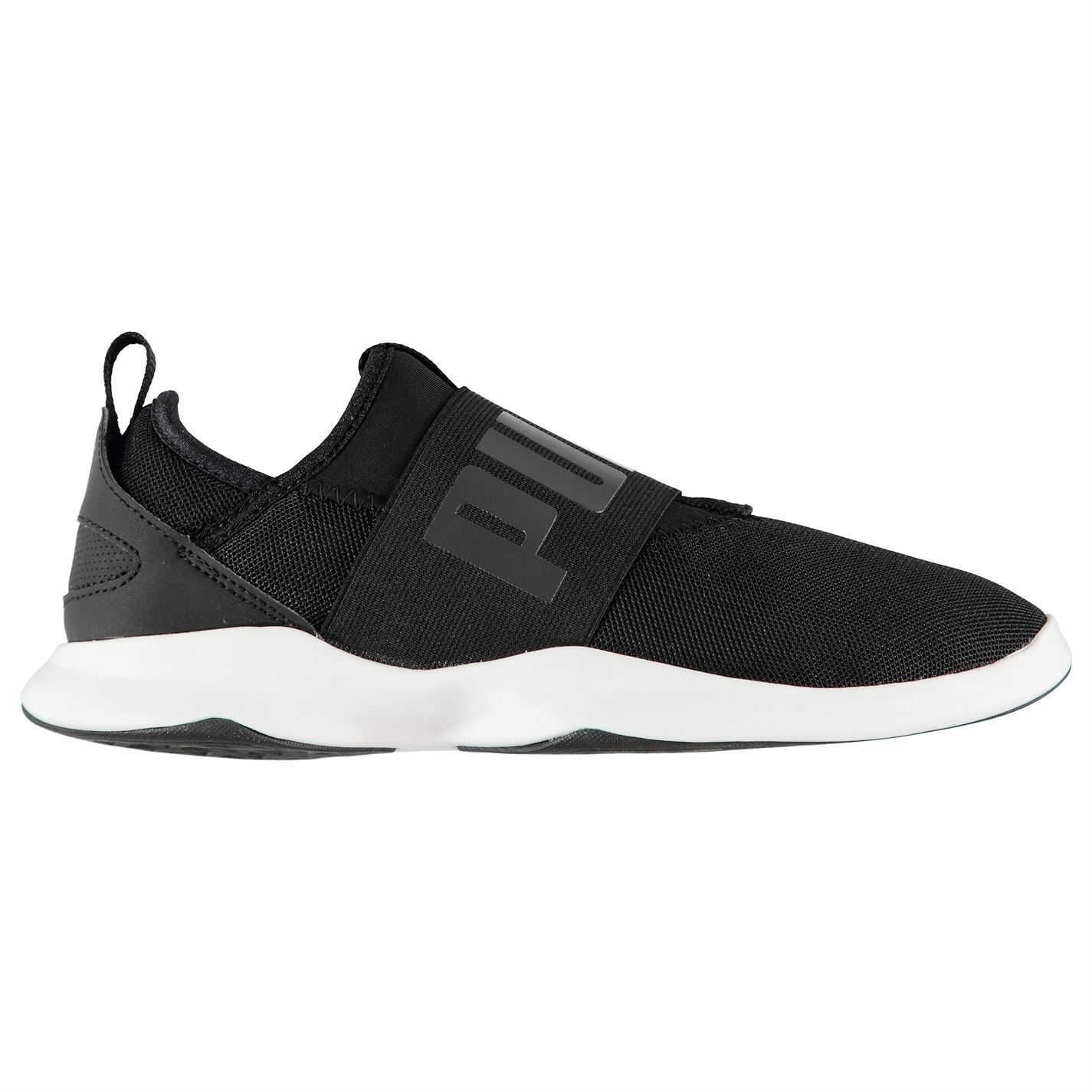 3a6e1f7ab21 Details about Puma Womens Dare Trainers Runners Slip On Textured