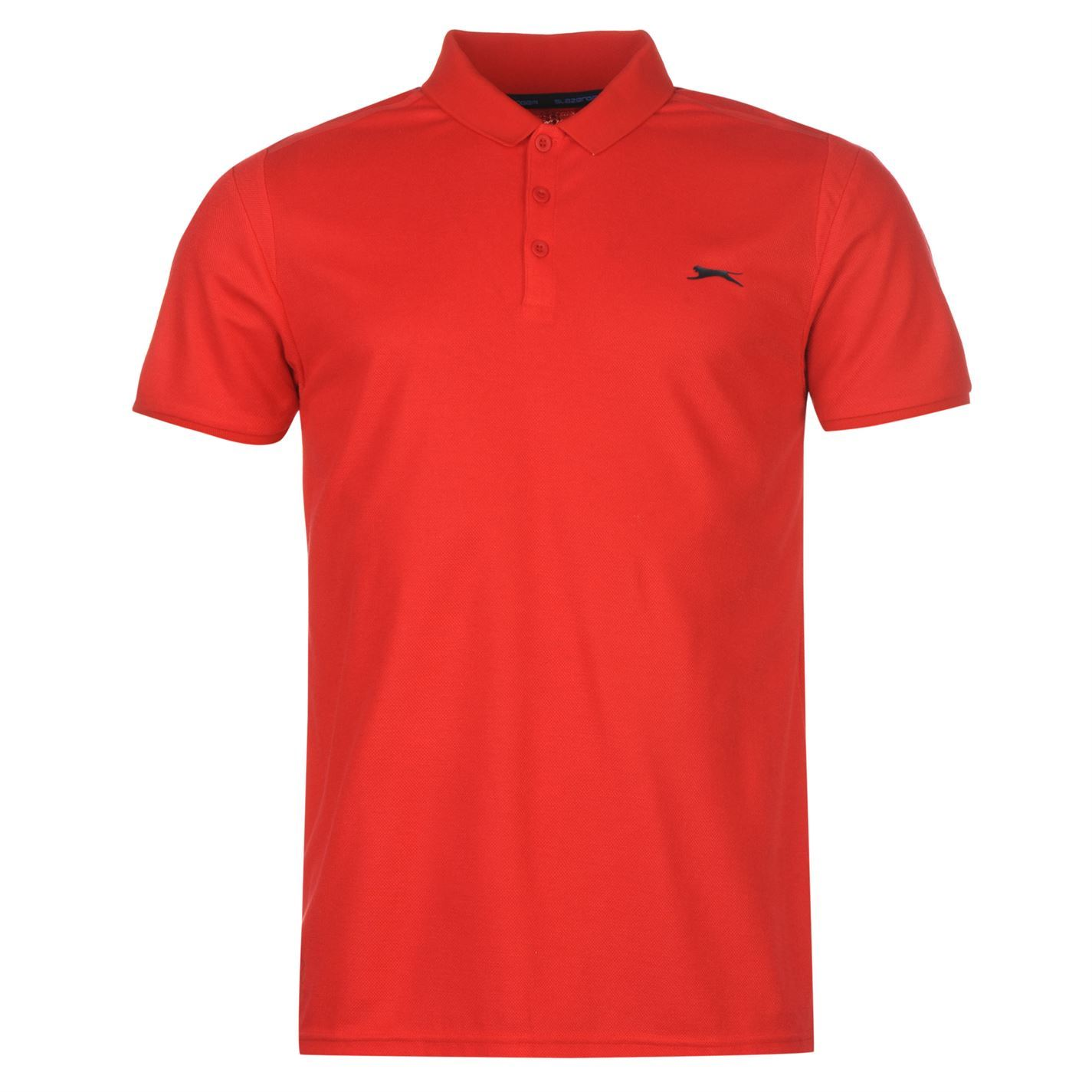 Slazenger-Mens-Core-B-Line-Polo-Tee-Shirt-