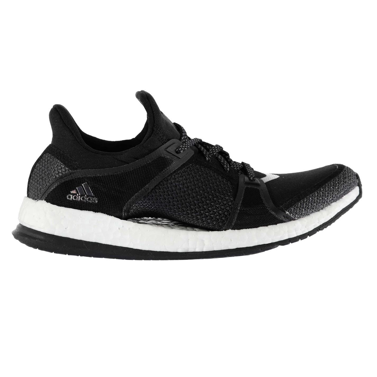 Adidas Damenschuhe Lace PureBOOST XTRA Training Schuhes Lace Damenschuhe Up Padded Ankle Collar Panelled a47992