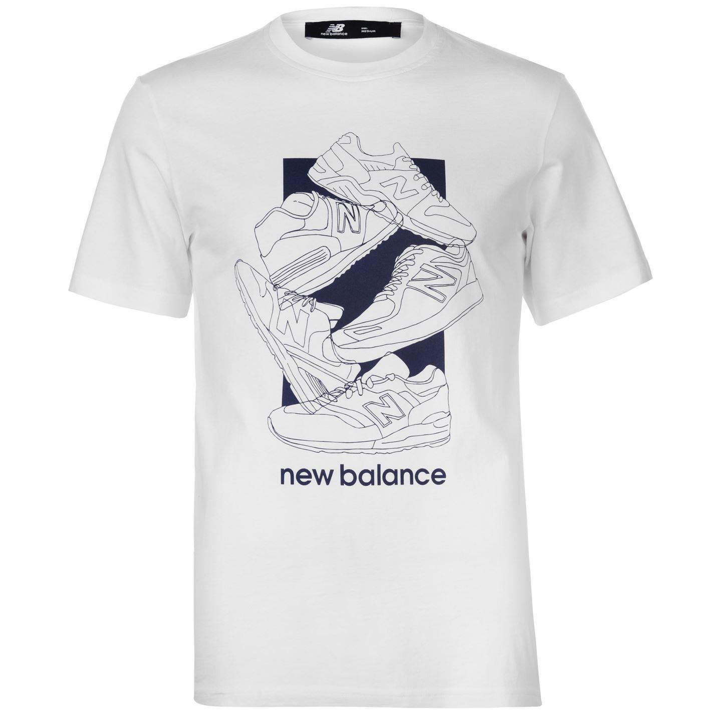 new balance mens tshirt