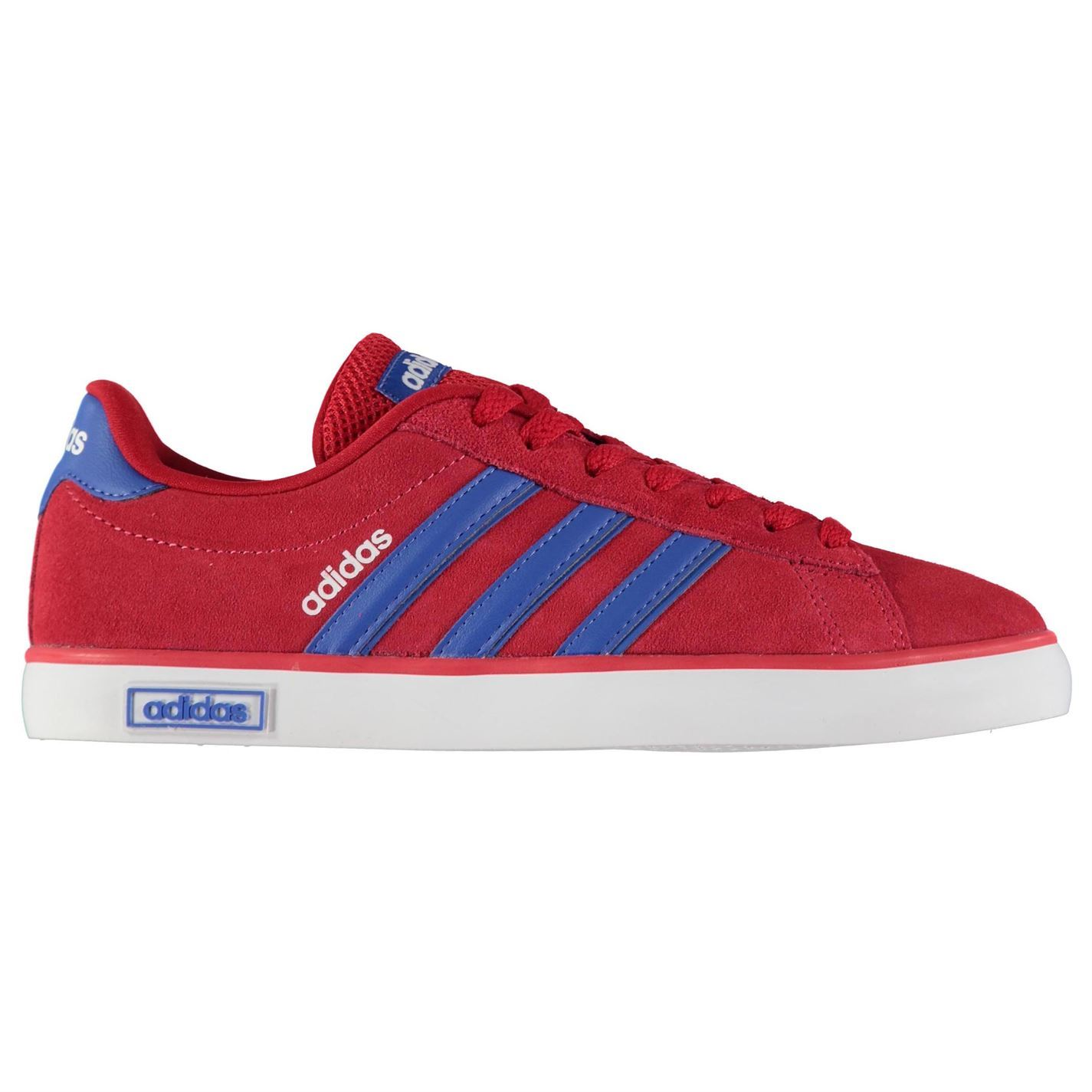 Adidas  Uomo Derby Suede Vulcanised Trainers Lace Up Suede Derby Fashion Casual Schuhes e6af39