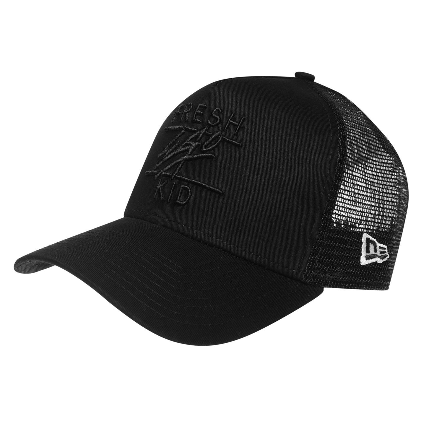 173da56c55b Details about Mens Fresh Ego Kid Trucker Cap Mesh New