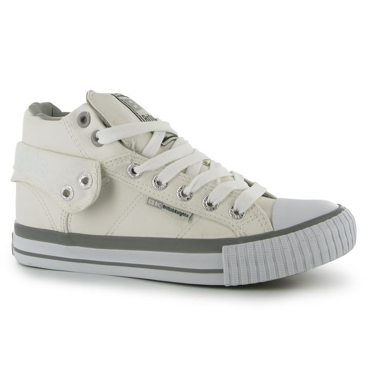 ce78e2d06 British Knights Roco Fold Over Trainers Pumps Running Sneakers ...