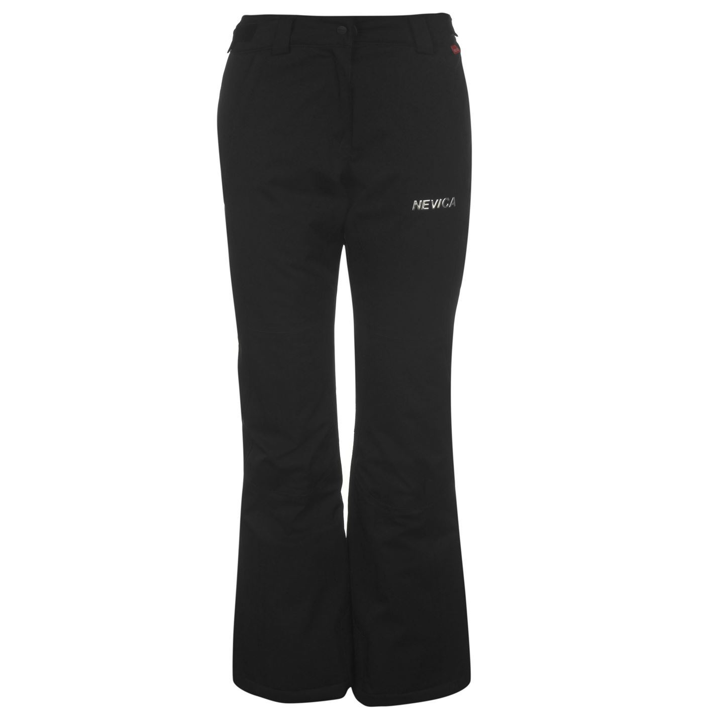 d229f1e98 Details about Nevica Womens Whistler Ski Pants Salopettes Trousers Bottoms  Zip