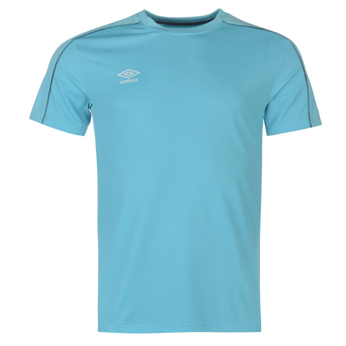 a697d108 Umbro Mens Pro Training Jersey Short Sleeve Performance T Shirt Tee ...