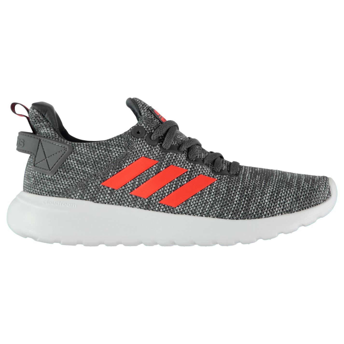 adidas Mens CloudFoam Lite Racer BYD Trainers Runners Lace Up Breathable Mesh