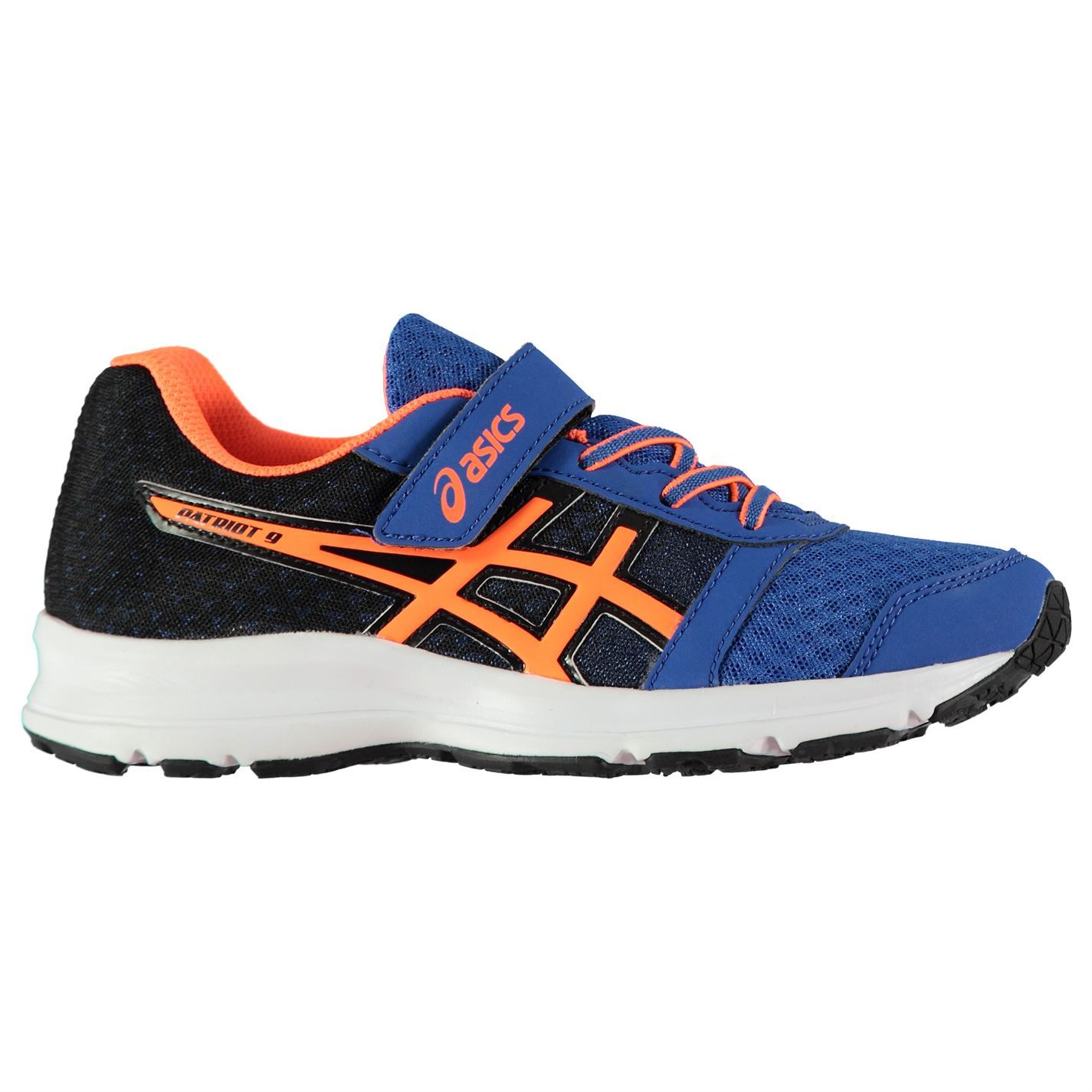 boys asics trainers