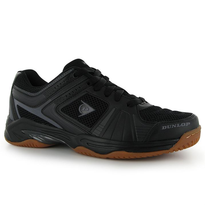 Dunlop Indoor Squash Molded Non Marking Sole Brand New Shoes Gents Mens Picture 2 of 2