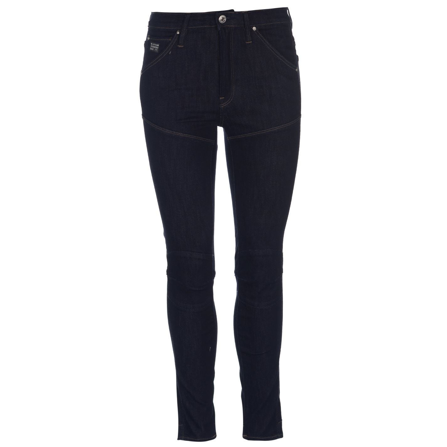 G-Star-Womens-5620-Ultra-High-Super-Skinny-Jeans-Straight-Pants-Trousers-Bottoms
