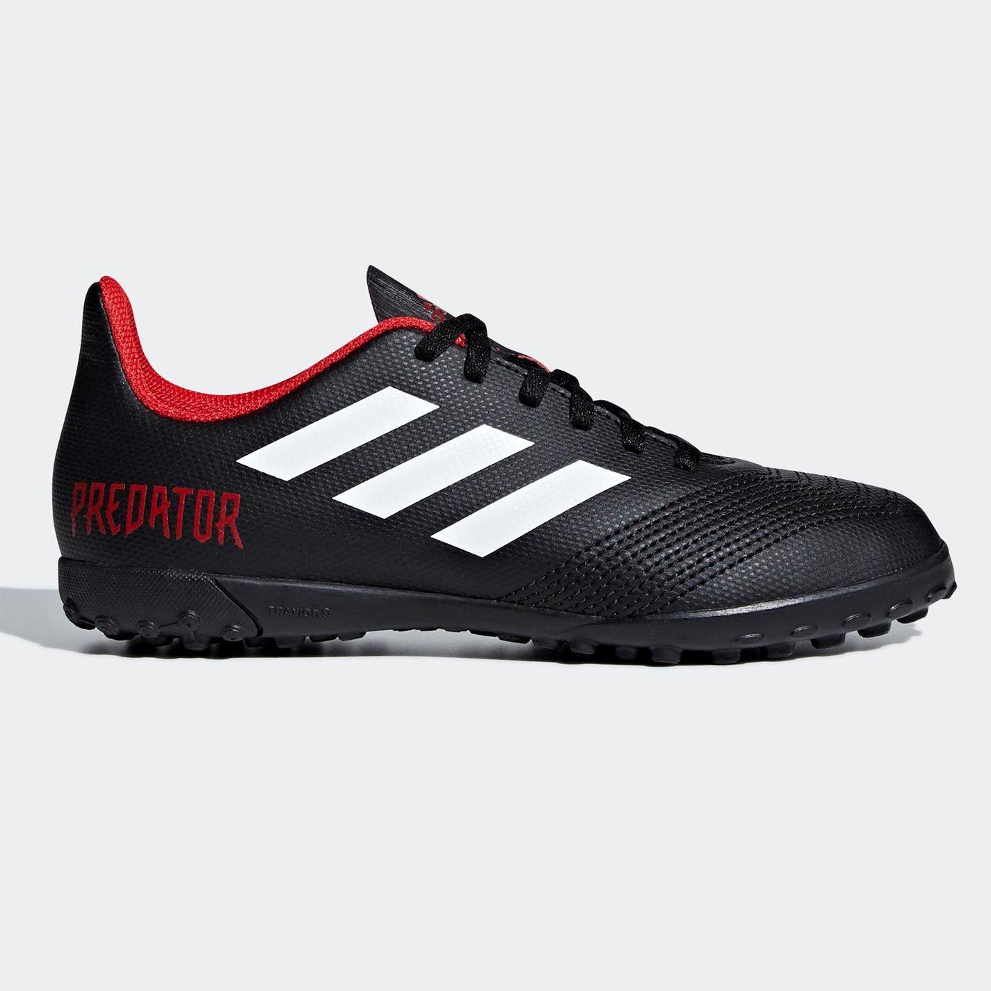 f292da7aa low cost adidas predator tango 18.4 childrens astro turf sneakers football  boots laces e3fd7 0e01f