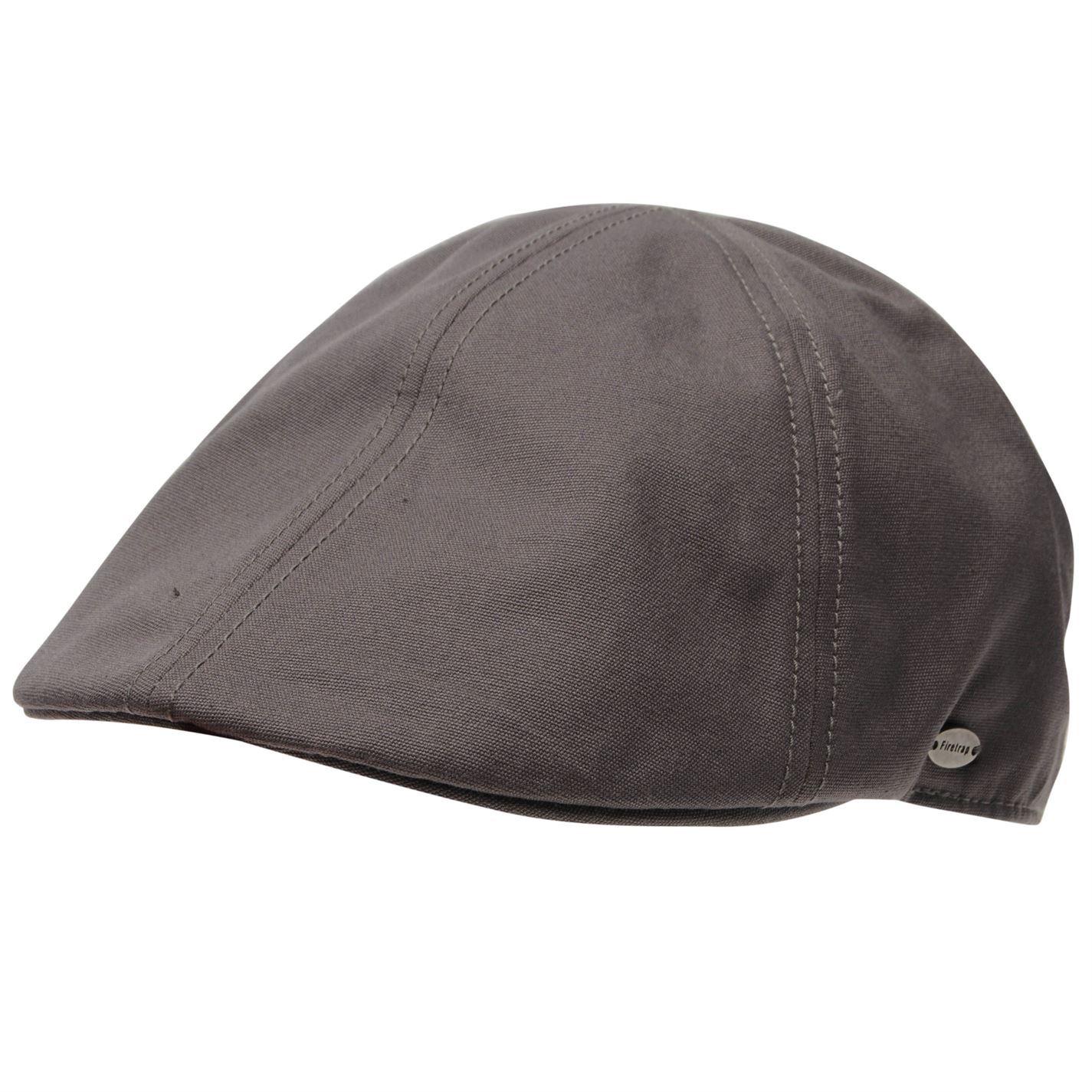 e956878cb6d5d Firetrap Mens Honor Gatsby Cap Hat Newsboy Baker Boy Caps Accessories