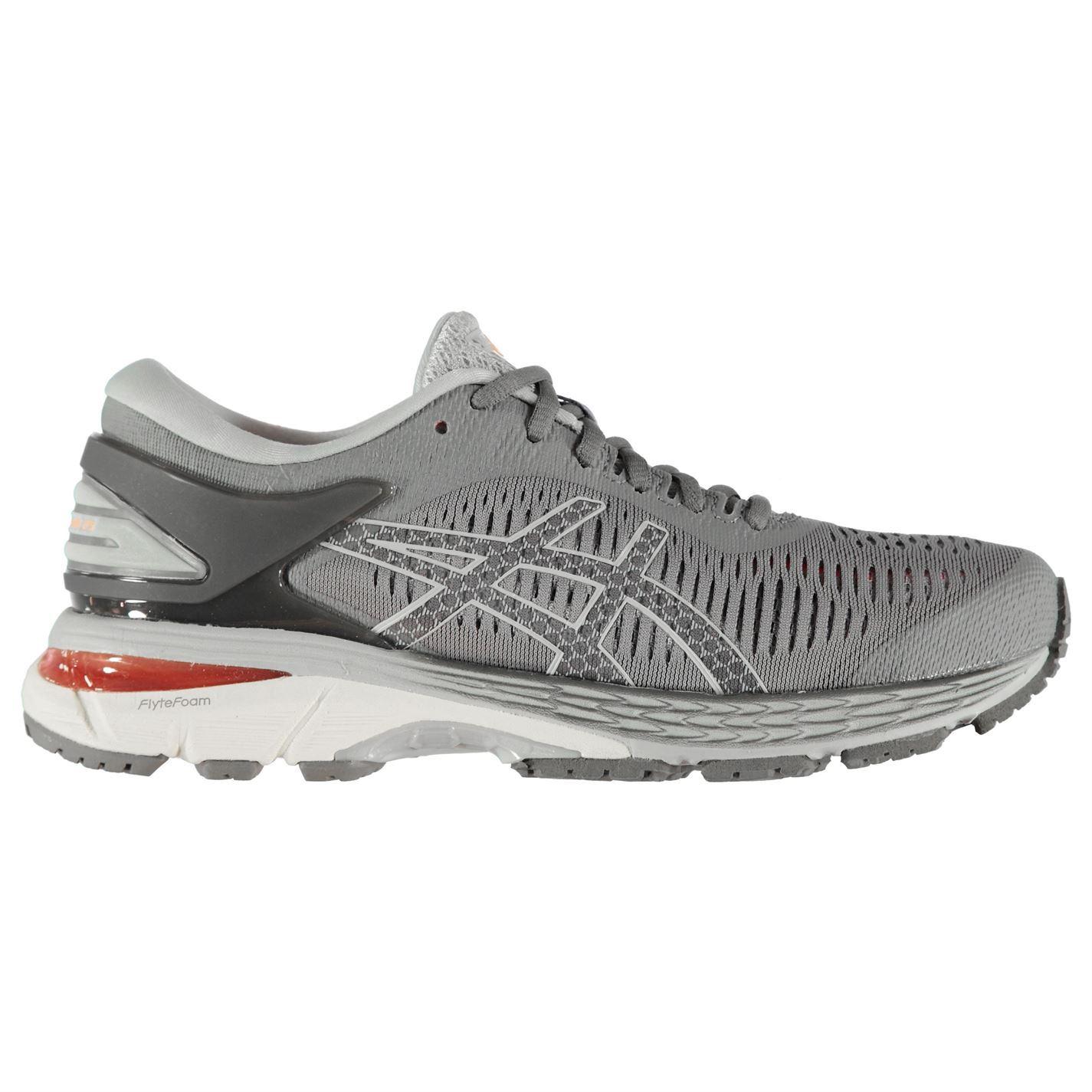 Asics Womens Gel Kayano 25 Running Shoes Road Mesh Upper Platform  85b8d29800d0f