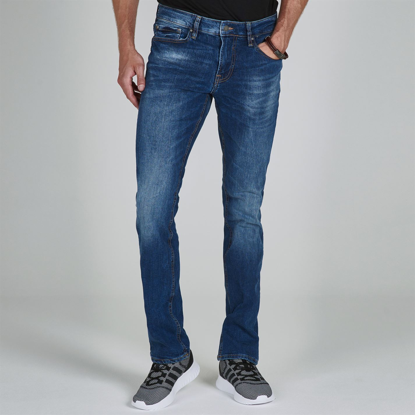 Guess Skinny Jeans Mens Gents Pants Trousers Bottoms Zip Slim Fit