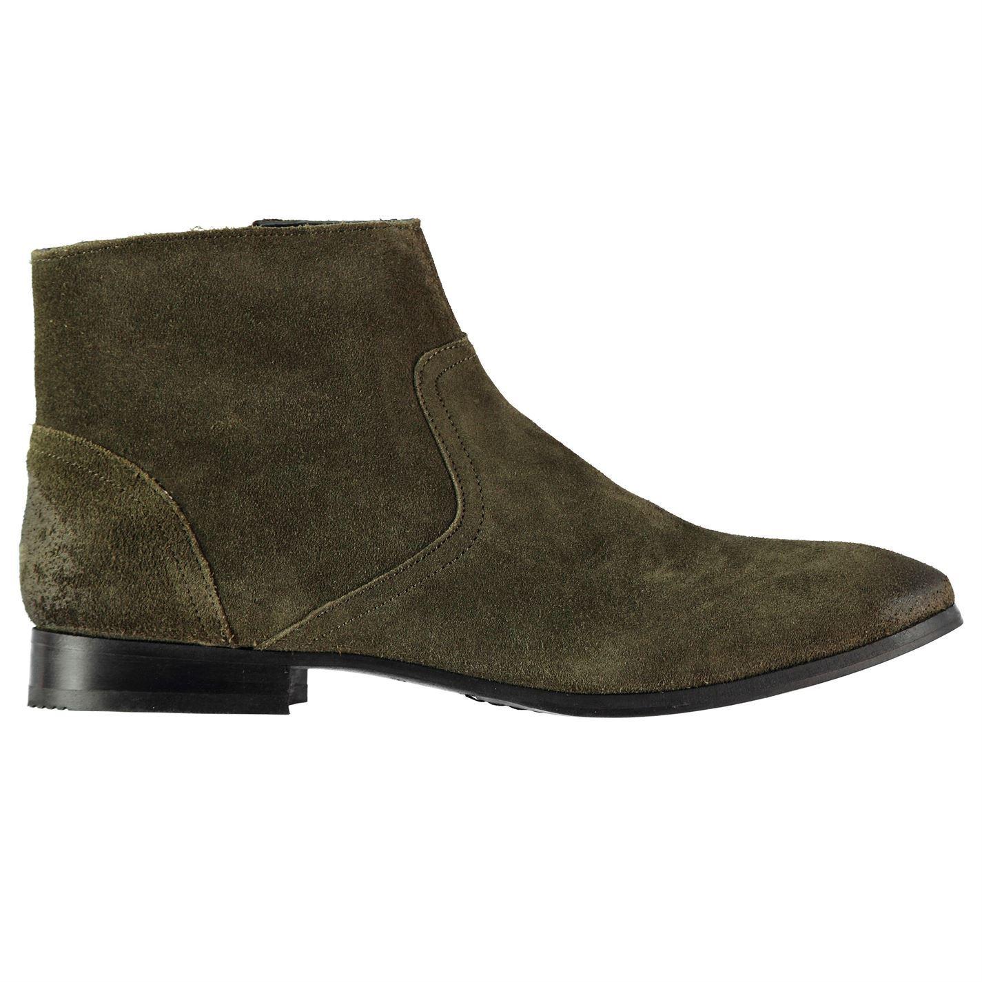 Stiefel Uomo Frank Wright Faraday Stiefel  Chelsea Zip New 7c885f