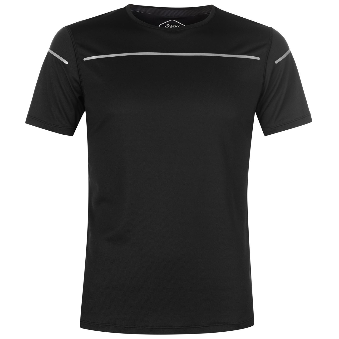 Performance T Shirt Mens Tee Sleeve Short Top Gents Lite Crew Asics 0qwHOFa