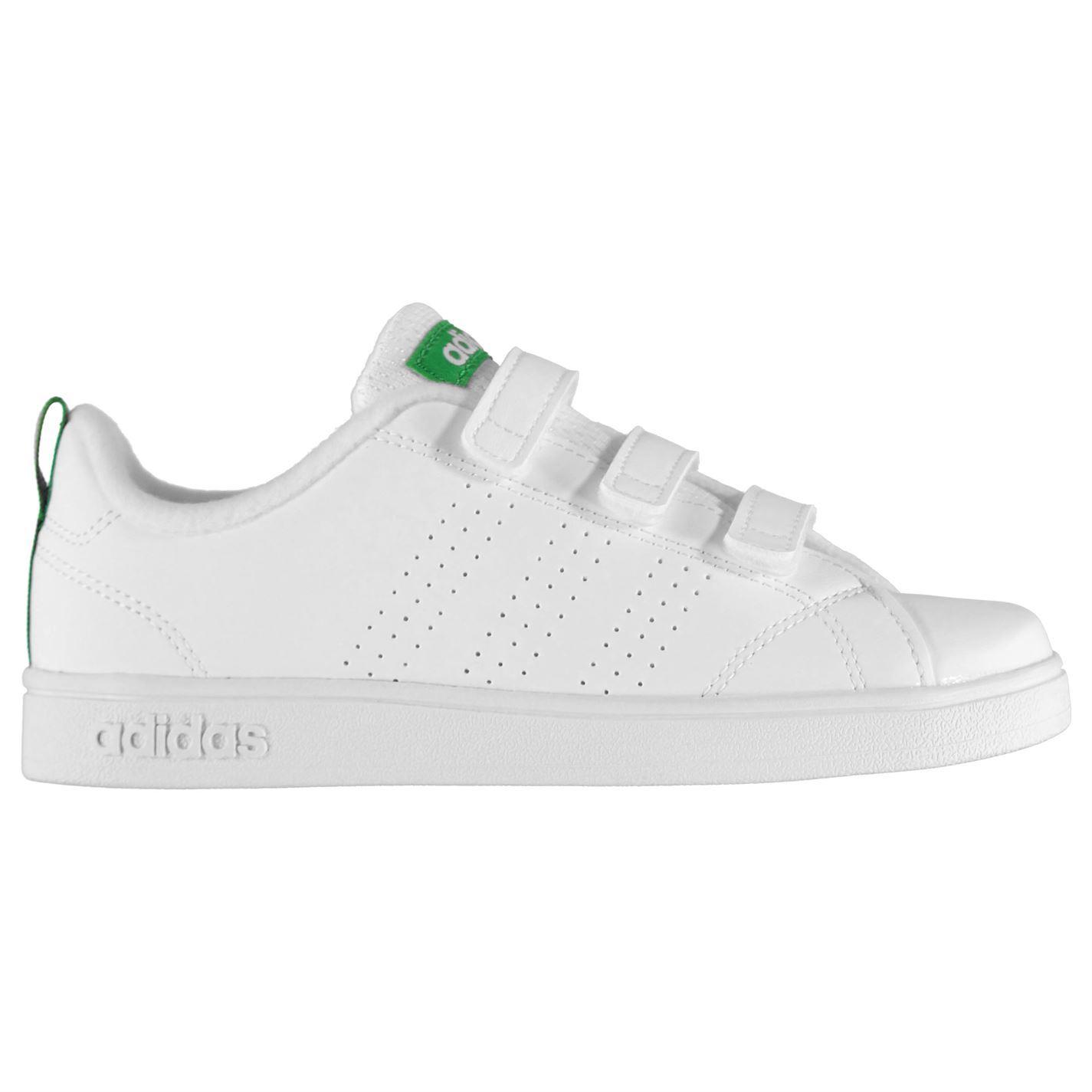Adidas neo universita 'scarpe da ginnastica vs vantaggio pulito dell'aw4881 neu & ovp