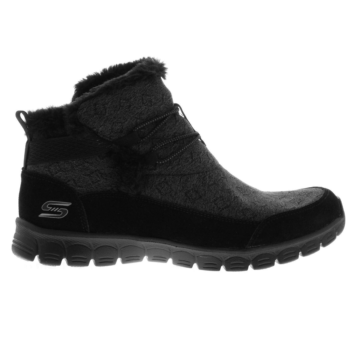 skechers womens boots. skechers-womens-ez-flex-boots-chukka-slip-on- skechers womens boots n