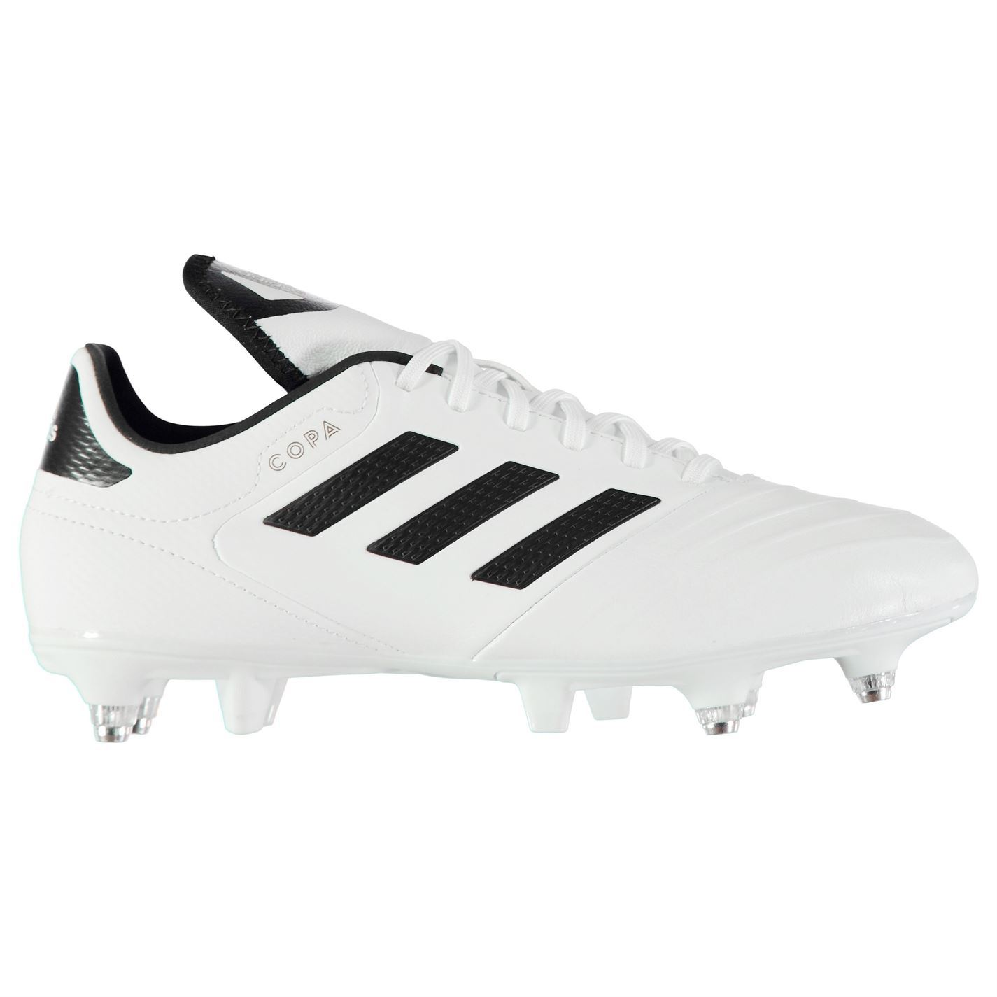 b7666728 adidas Mens Copa 18.3 SG Football Boots Soft Ground Lace Up Padded Ankle  Collar