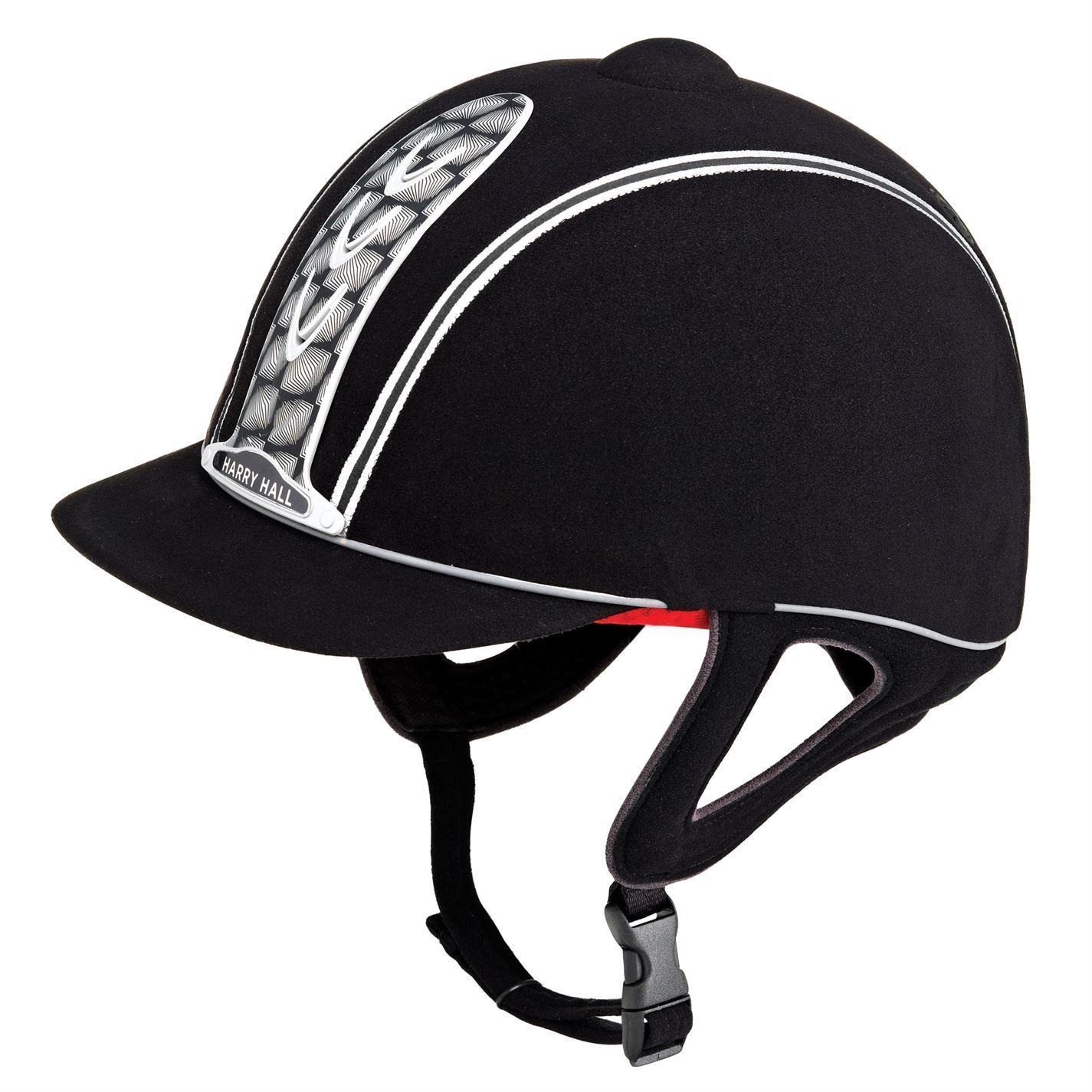 Harry Hall Unisex PAS Legend Plus PAS Unisex Riding Hat Print Printed Ventilation 04b0c6