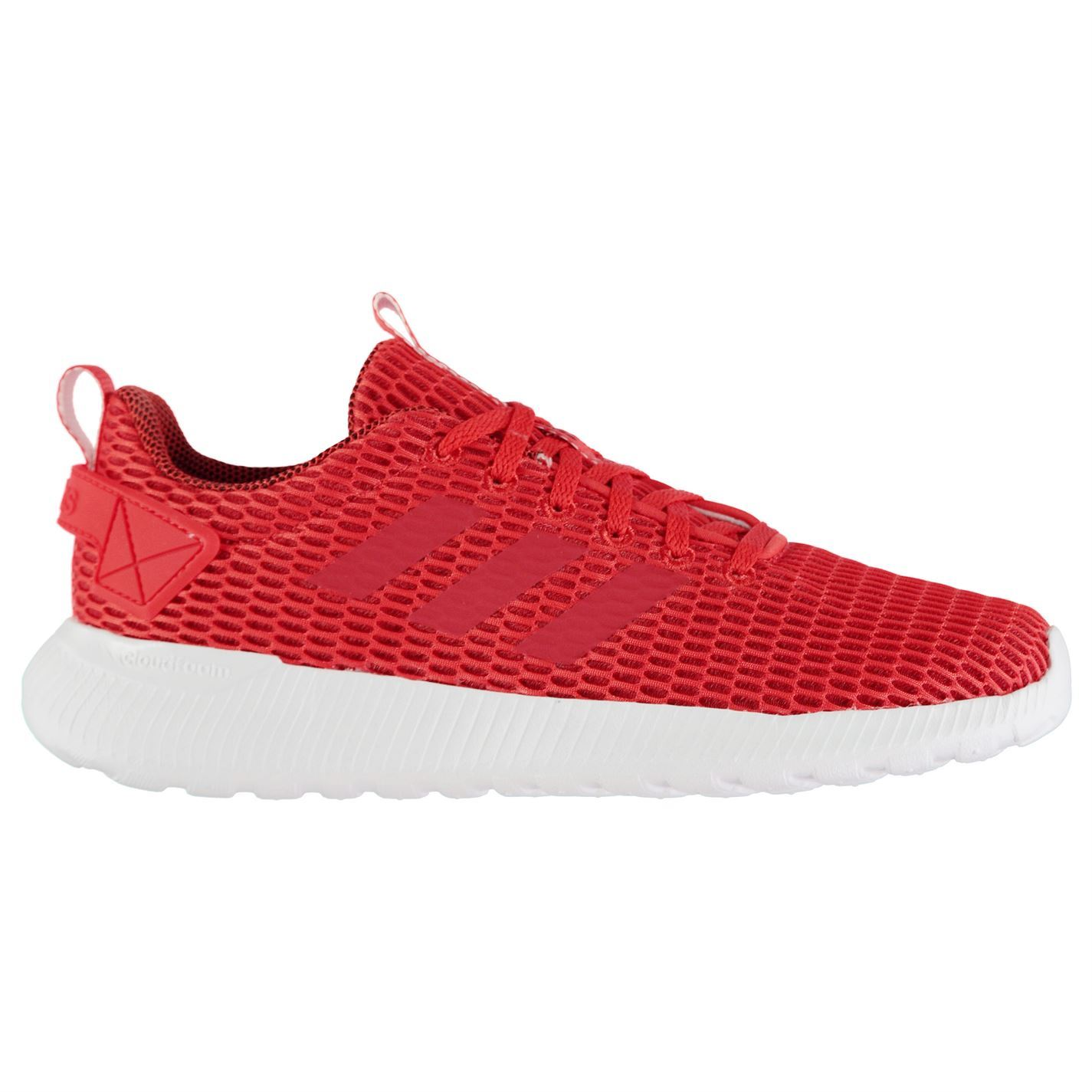 Adidas  Uomo Cloudfoam Lace Lite Racer Trainers Runners Lace Cloudfoam Up Padded Ankle Collar bb57dc