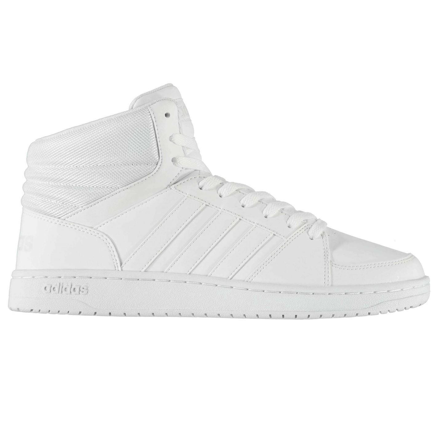 Adidas Hombre caballeros aros Mid Top Leather Trainers zapatos calzado la zapatos de cordones sujetan la calzado más popular para los hombres y las mujeres 2d7d48