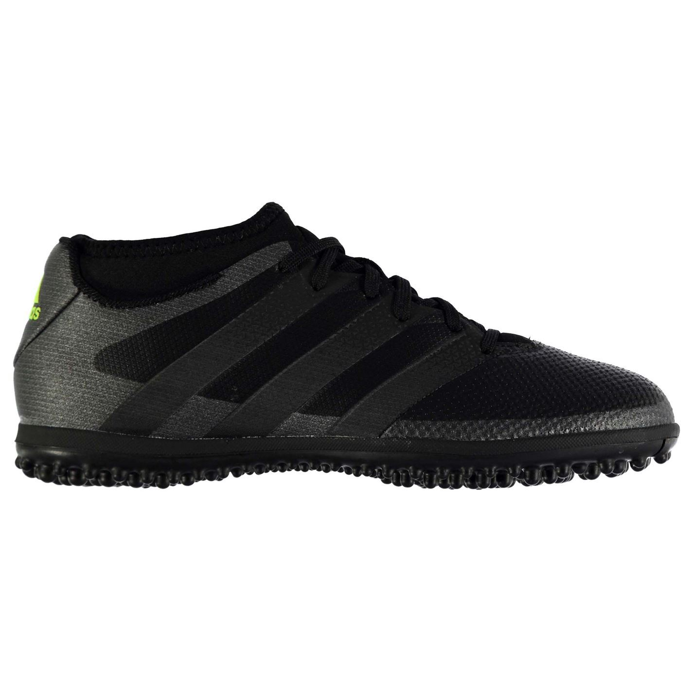 finest selection c64ba d0b16 adidas Mens Ace 16.3 Primemesh Astro Turf Trainers Football Boots Lace Up  Shoes