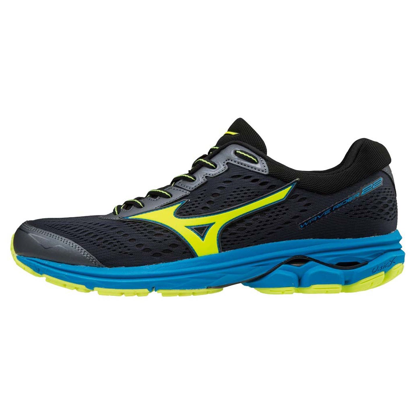 Mizuno Wave Rider 22 Schuhes Running Schuhes 22  Herren Gents Road Ventilated Lightweight Mesh 20a8ea